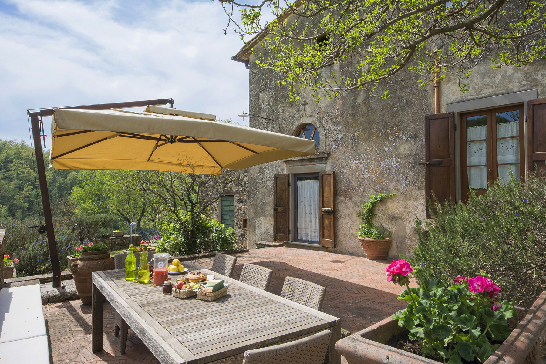 Other Residential Homes for Sale at Charming Country House in Mugello Barberino Di Mugello, Florence Italy