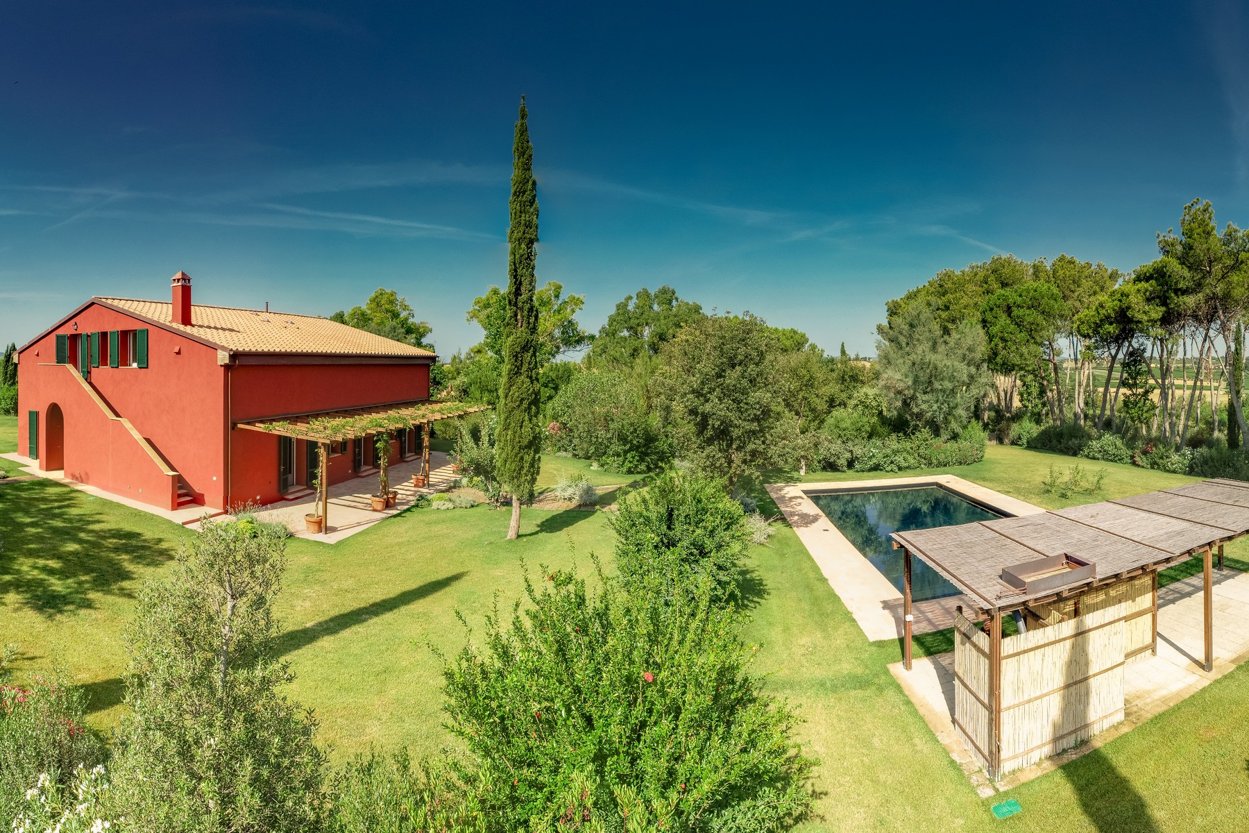 Other Residential Homes for Sale at Elegant farmhouse near the sea Magliano In Toscana, Grosseto Italy