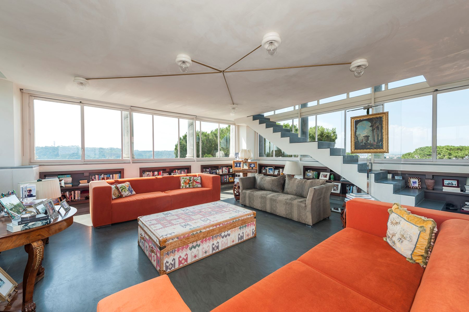 Apartment for Sale at Magnificent Property with 360° views of Rome Rome, Rome Italy