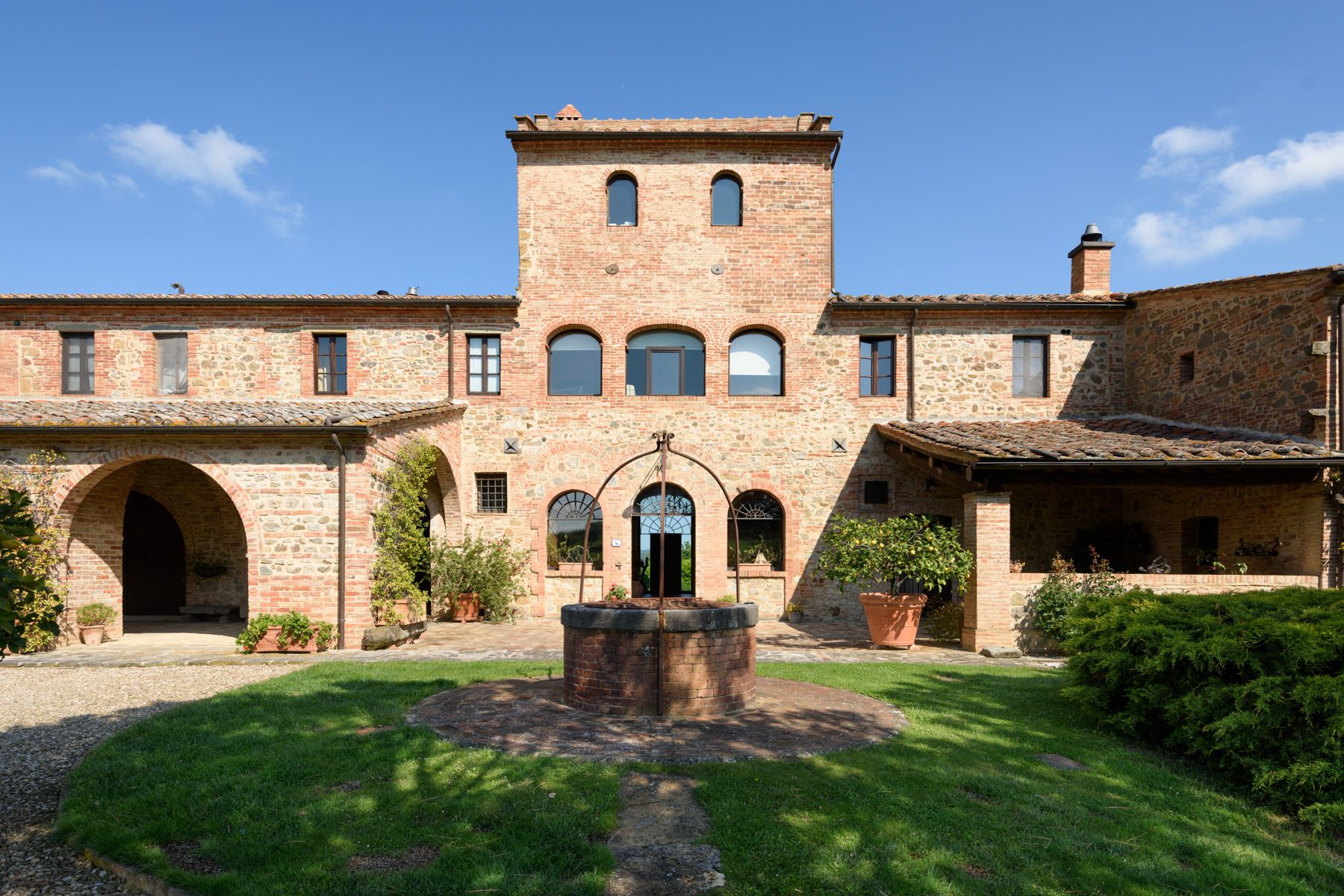 Other Residential Homes for Sale at Tuscan countryhouse with 2,5 ha of vineyards Siena, Siena Italy