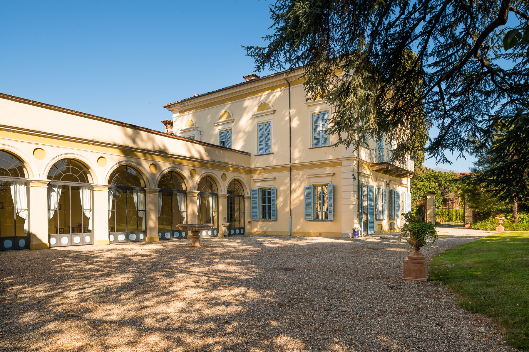 Other Residential Homes for Sale at Elegant Villa in the Canavese countryside Favria, Turin Italy