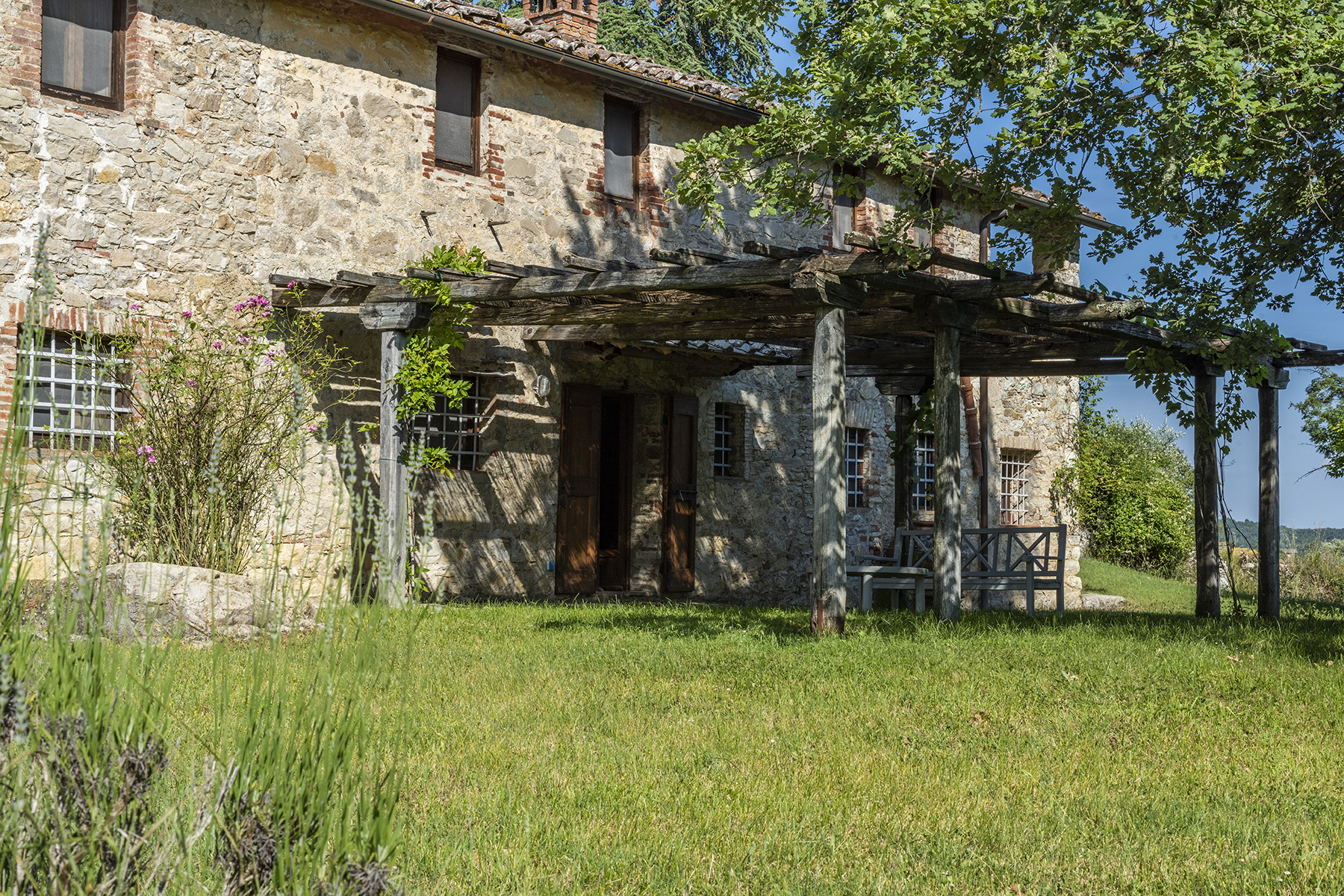 Single Family Homes for Sale at Charming country-home in Chianti Castellina In Chianti, Siena Italy