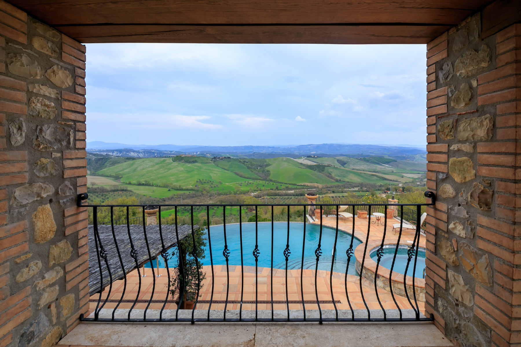 Other Residential Homes for Sale at Outstanding property nestled on the umbrian hills Allerona, Terni Italy