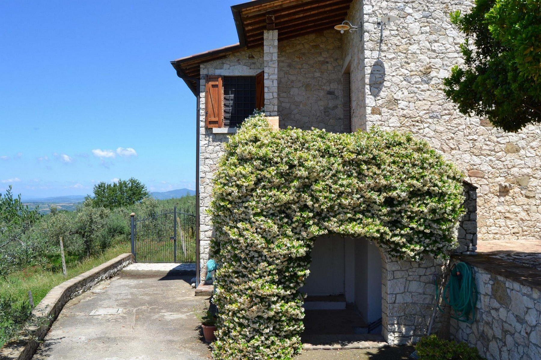 Other Residential Homes for Sale at Wonderful farmhouse in the Umbrian hills Guardea, Terni Italy