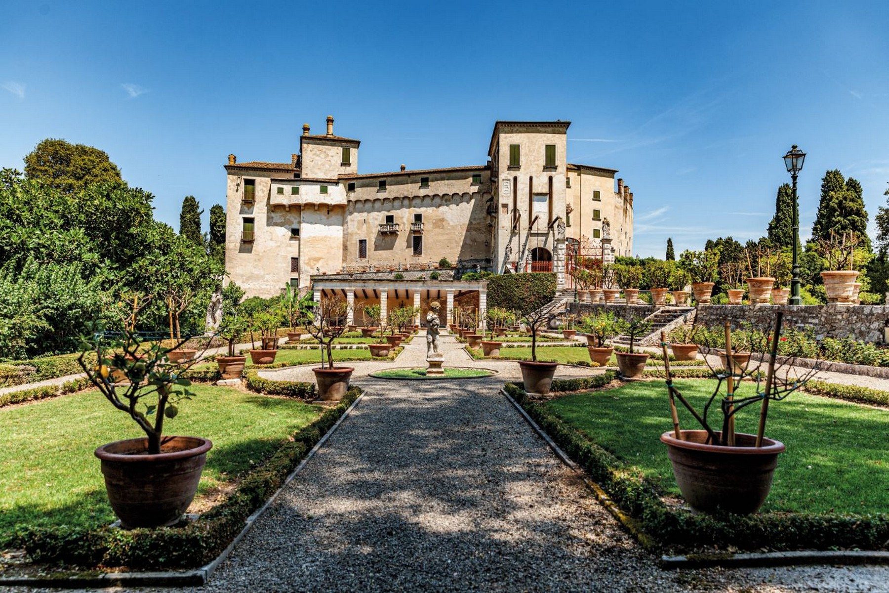 Other Residential Homes for Sale at Enchanting castle among Euganean and Berici hills Montegalda, Vicenza Italy