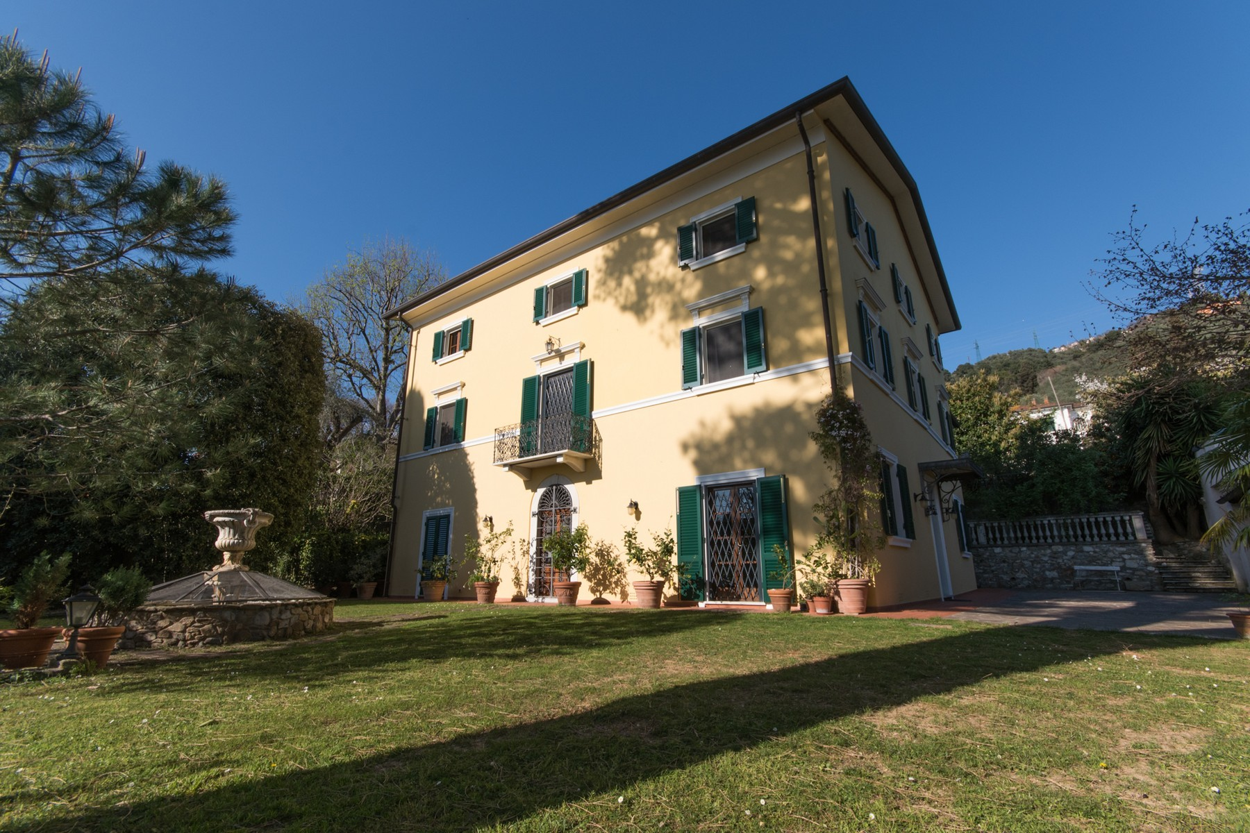 Other Residential Homes for Sale at Prestigious XIX villa and farmhouse Pietrasanta, Lucca Italy