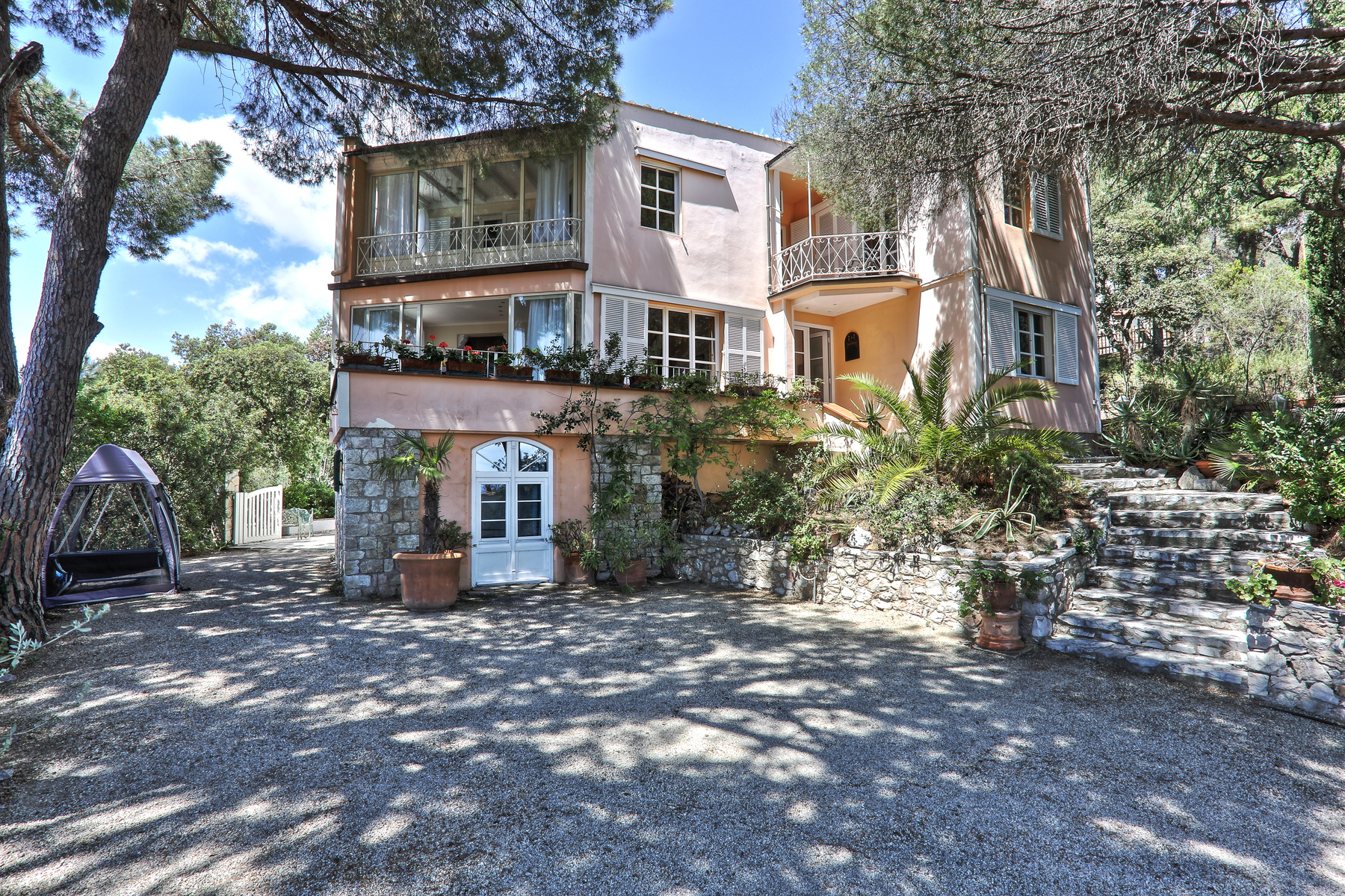 Other Residential Homes for Sale at Mediterranean seafront villa with stunning views Capoliveri, Livorno Italy