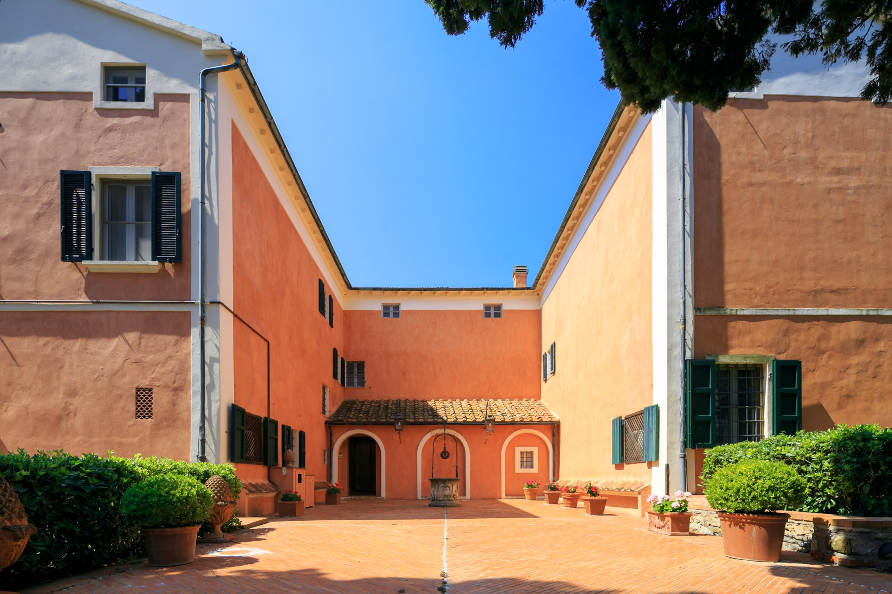 Other Residential Homes for Sale at Beautiful Tuscan estate with sea view Campiglia Marittima, Livorno Italy