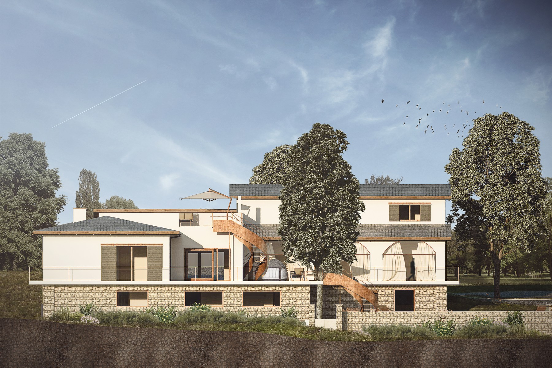 Other Residential Homes for Sale at New contemporary design villa on the hills of Florence Bagno A Ripoli, Florence Italy