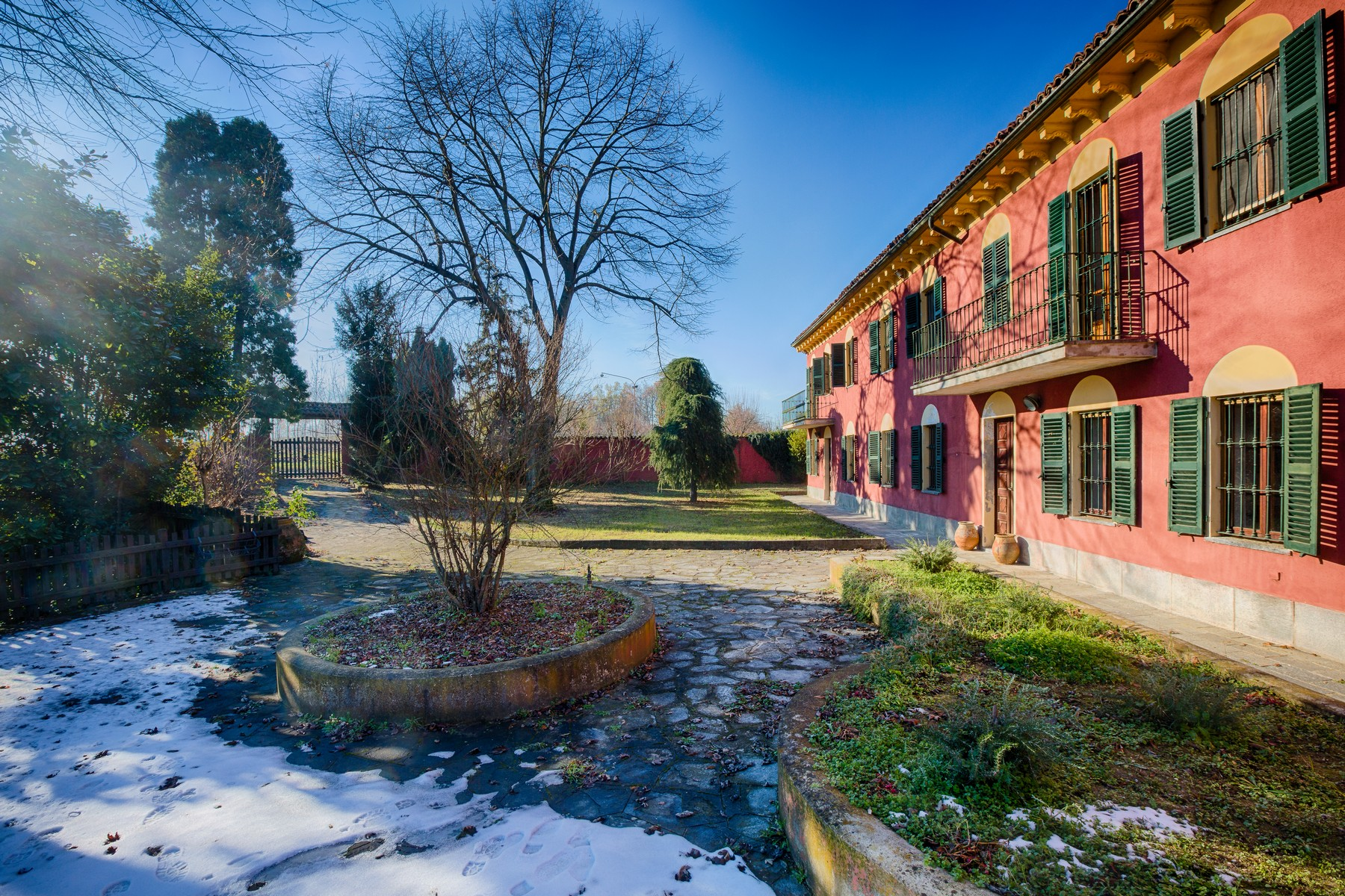 Single Family Homes for Sale at Incomparable farmhouse in the heart of the Monferrato region Fubine, Alessandria Italy