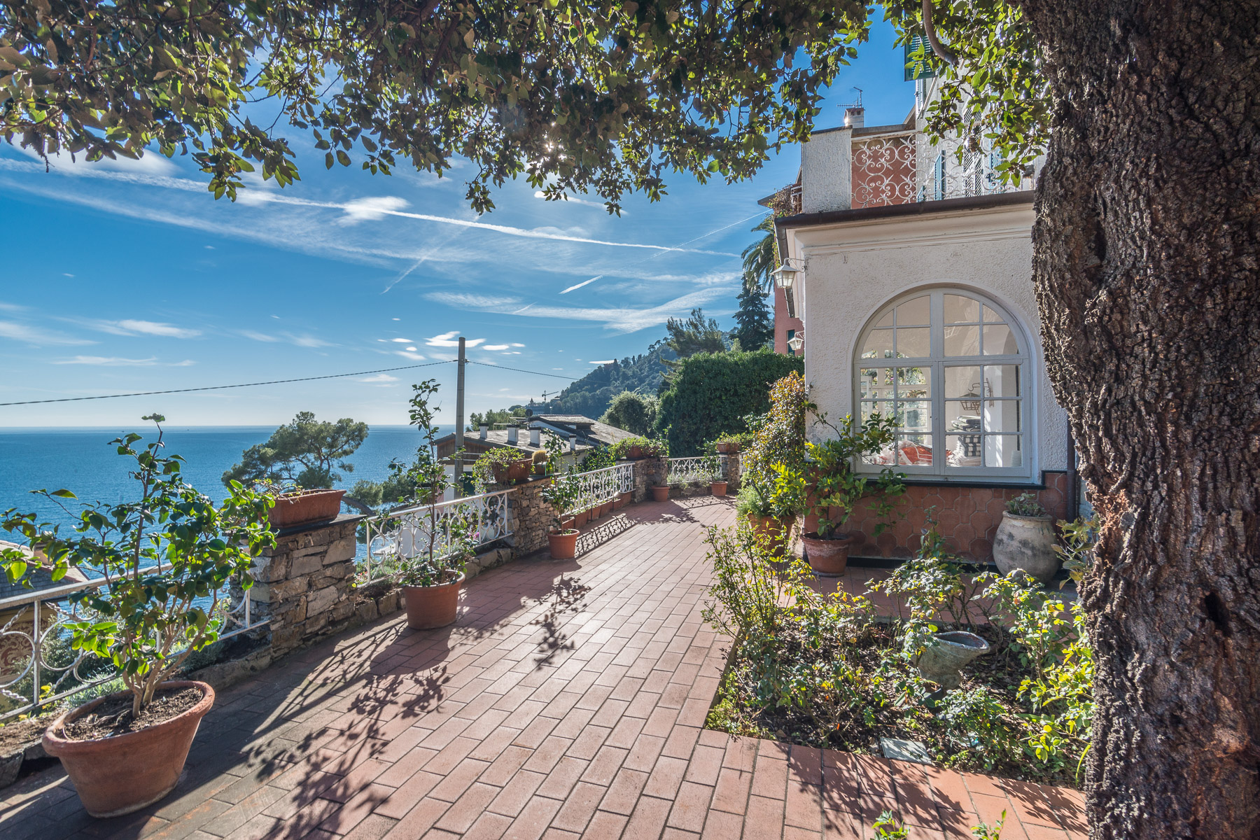 Other Residential Homes for Sale at Exclusive beachfront villa Santa Margherita Ligure, Genoa Italy