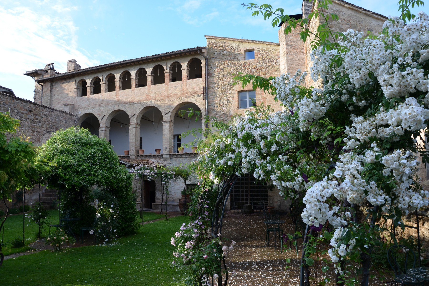 Other Residential Homes for Sale at Amazing residence in umbrian countryside Bevagna, Perugia Italy