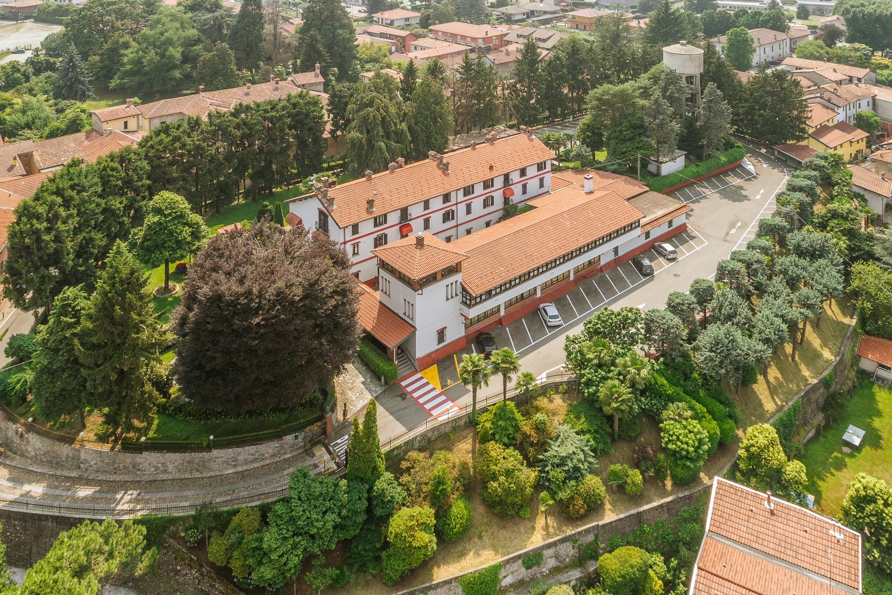 Apartments for Sale at The charm of a castle in the center of Varallo Pombia Varallo Pombia, Novara Italy