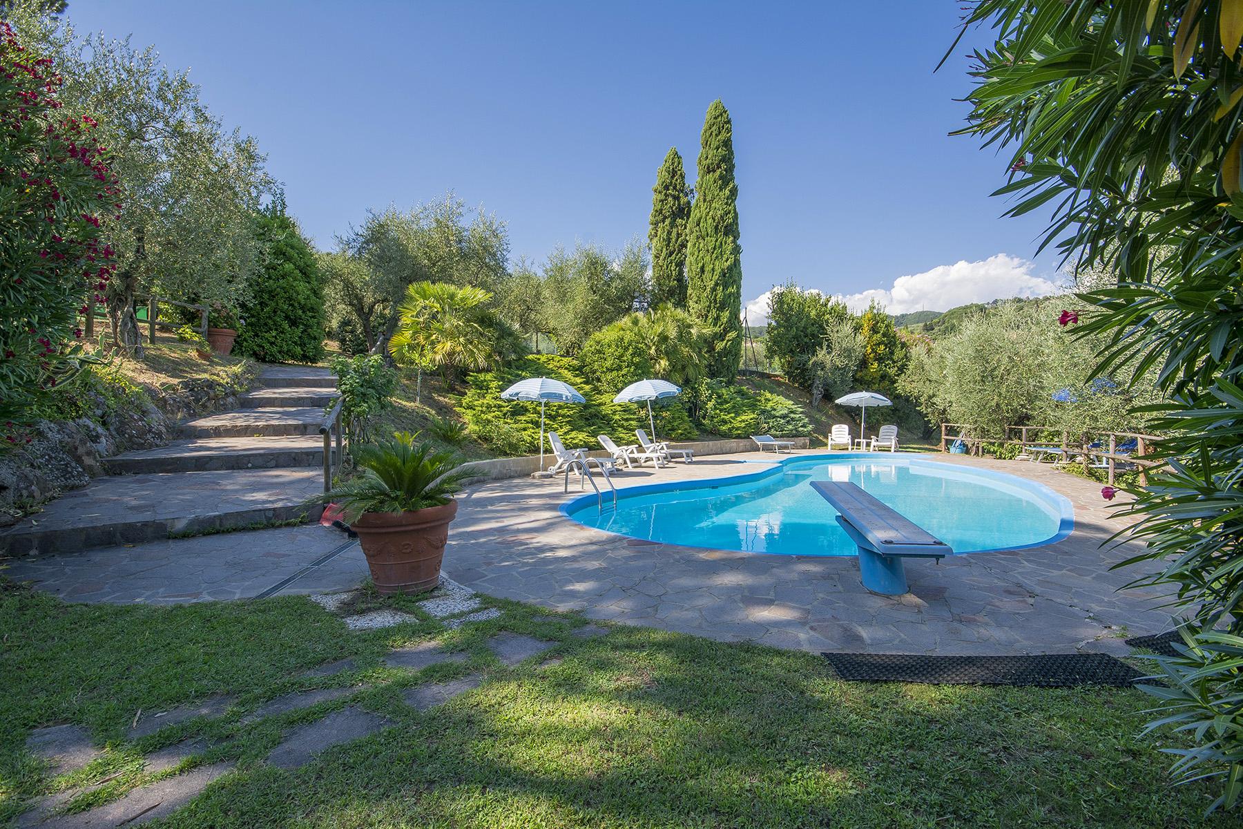 Other Residential Homes for Sale at Prestigious Tuscan villa near to Montecatini Terme Golf Course Montecatini Terme, Pistoia Italy