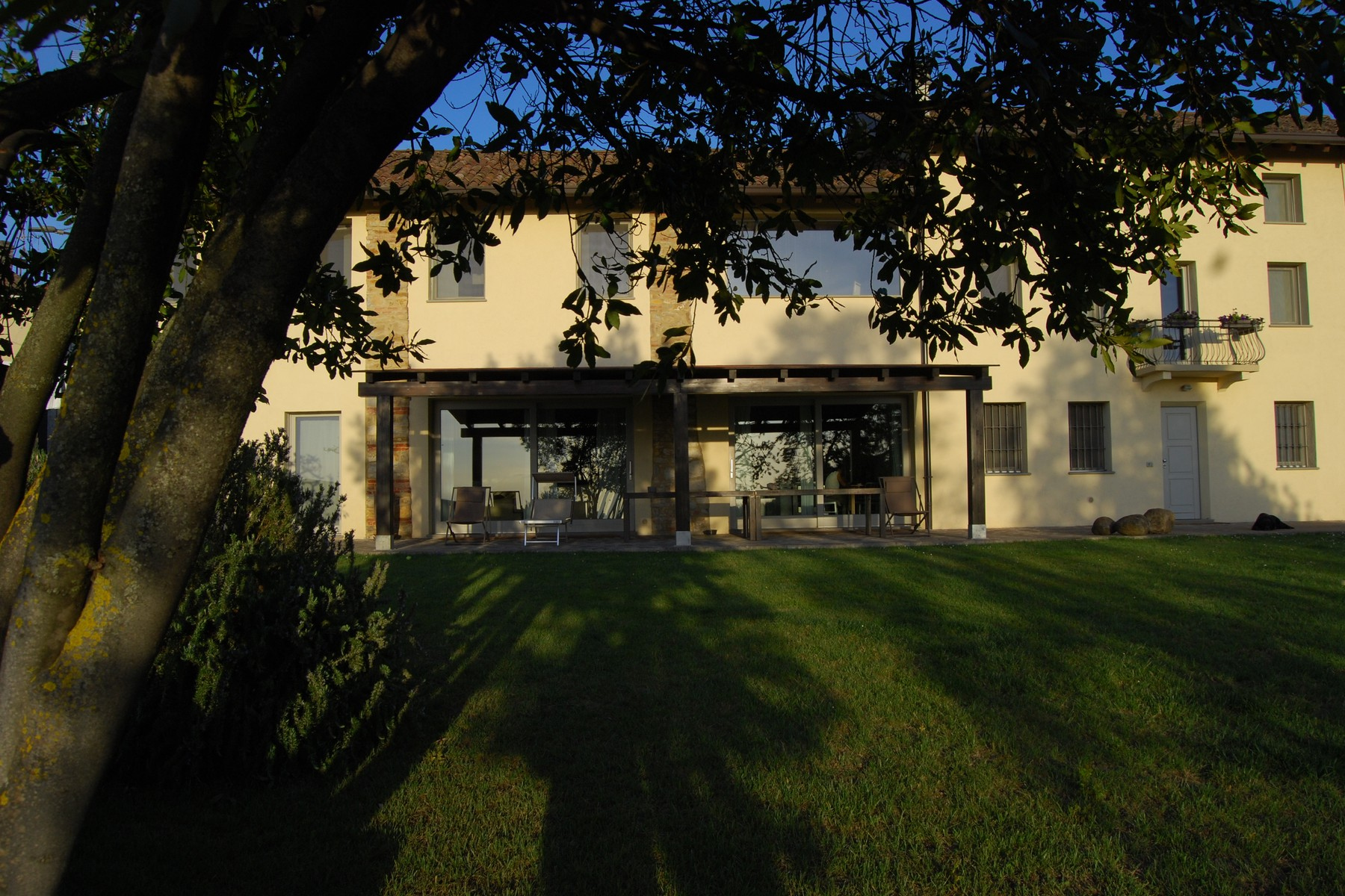Other Residential Homes for Sale at Renovated farmhouse on the hills of Tortona Montemarzino, Alessandria Italy