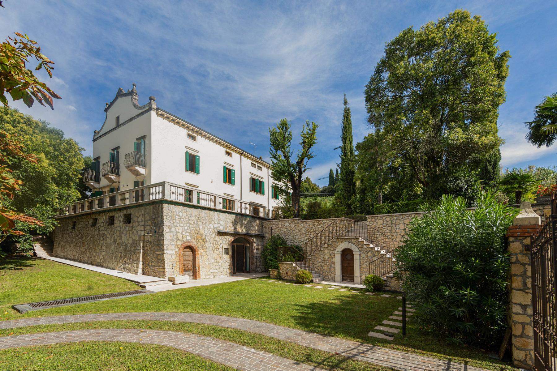 Other Residential Homes for Sale at Historic villa in Valpolicella Verona, Verona Italy