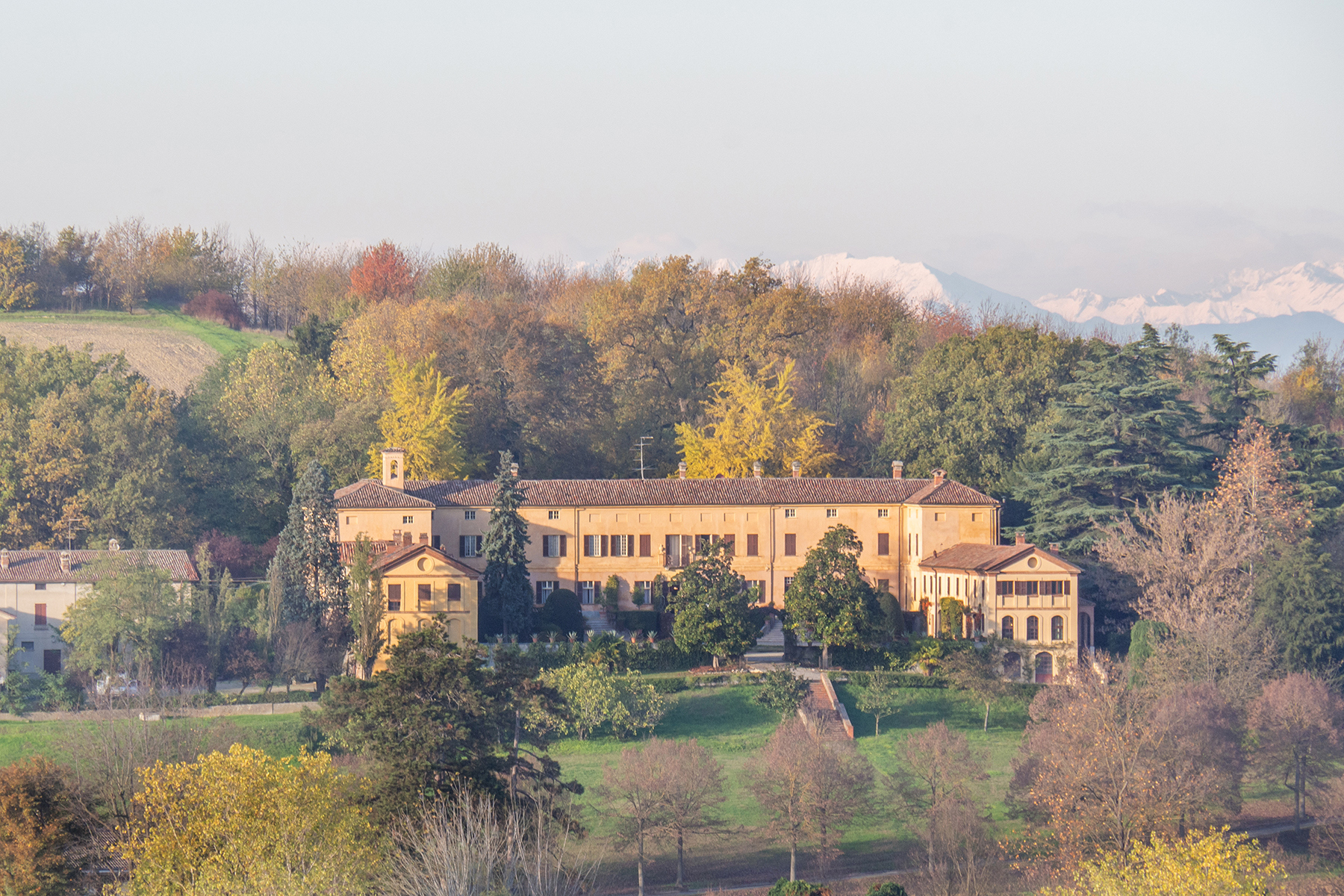 Other Residential Homes for Sale at Prestigious historical manor nestled in the Monferrato countryside Valenza, Alessandria Italy