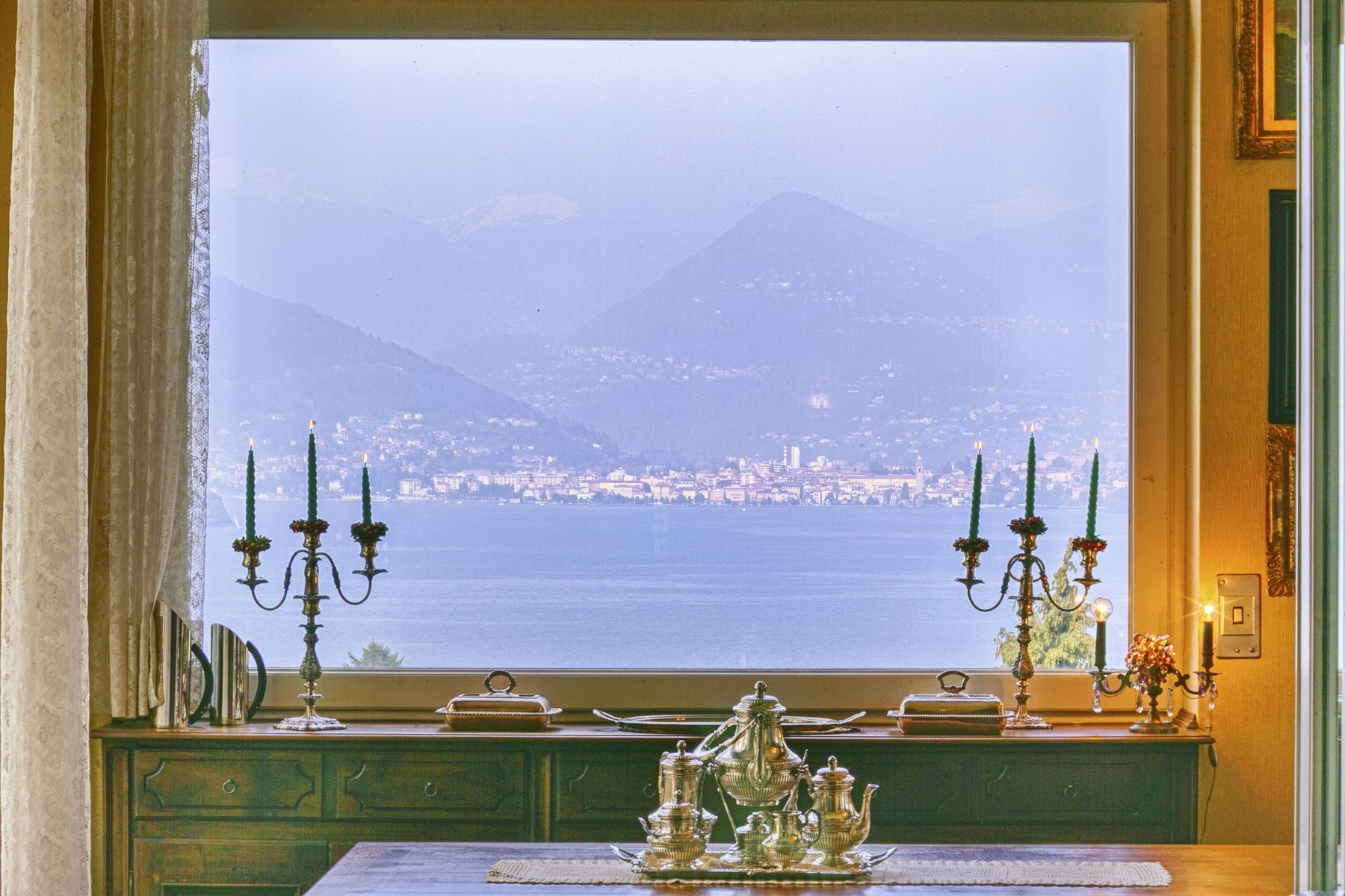Other Residential Homes for Sale at Renowned villa with amazing views on Lake Maggiore Stresa, Verbano Cusio Ossola Italy