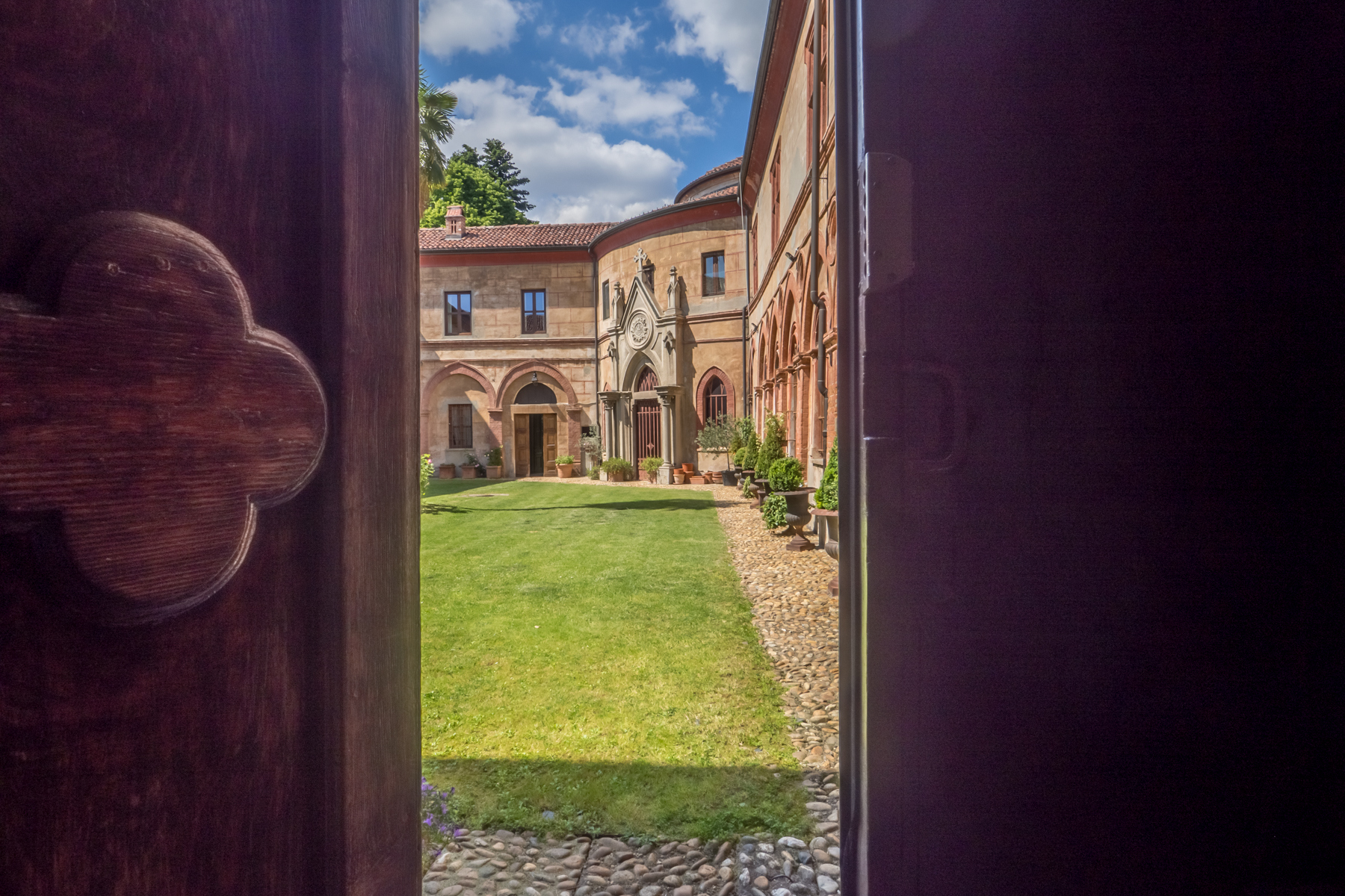 Apartments for Sale at Enchanting apartment in a magnificent castle Moncalieri, Turin Italy