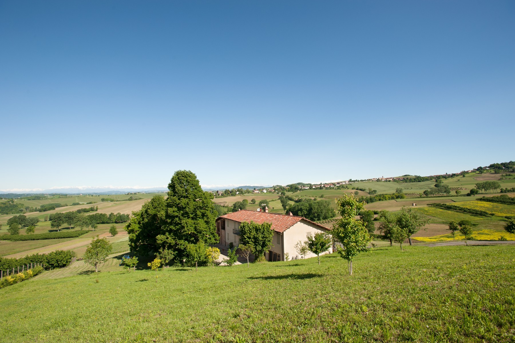 Other Residential Homes for Sale at Charming farmhouse in perfect balance between tradition and technology Other Asti, Asti Italy