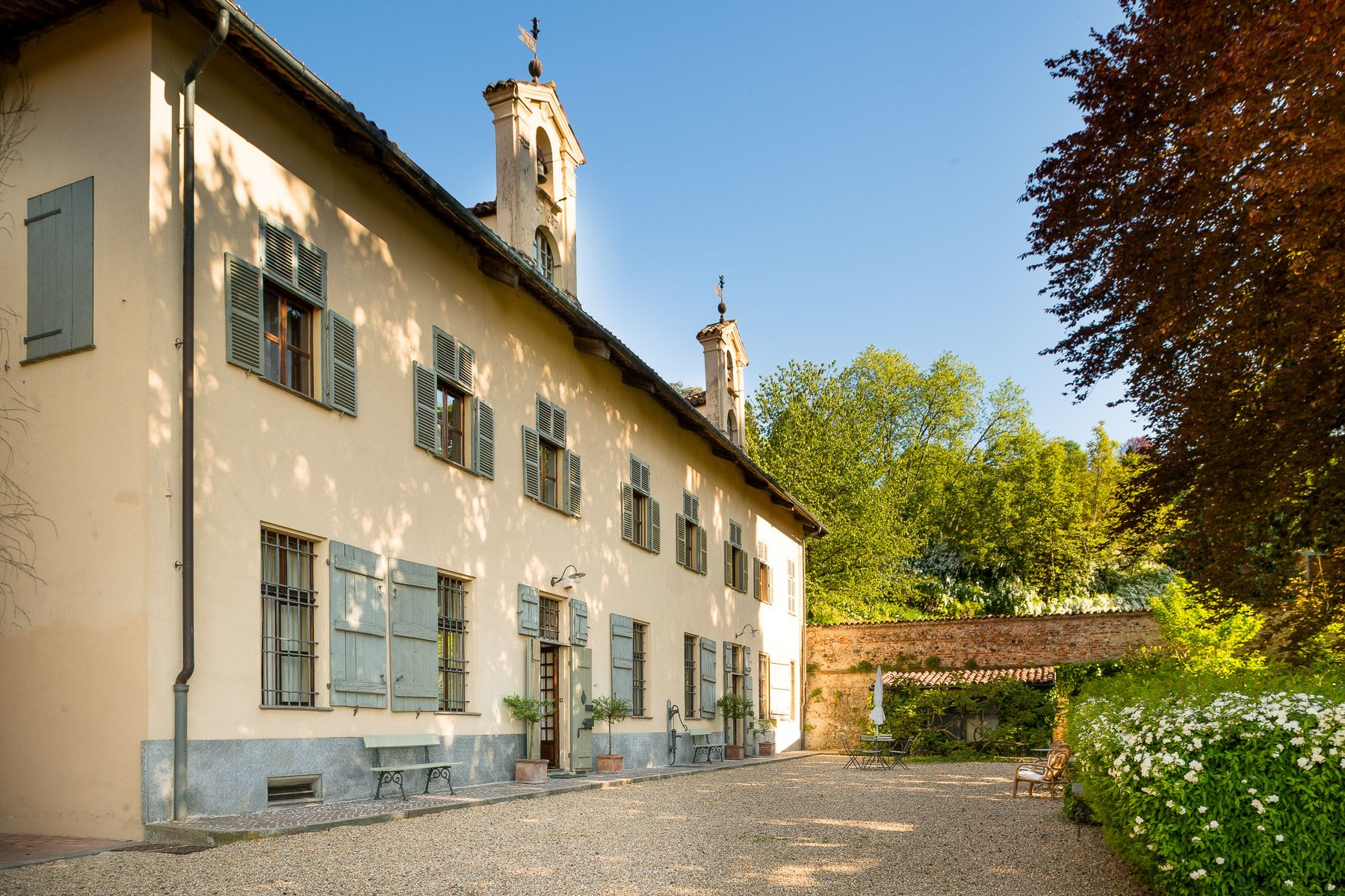 سكني آخر للـ Sale في Fascinating historical villa on the hills of Turin Torino, Turin, Italy