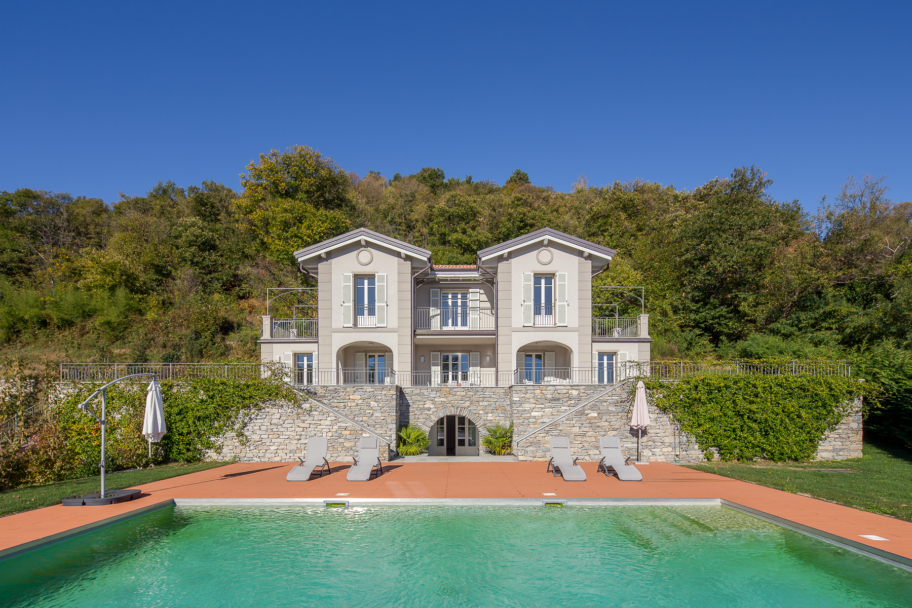 Other Residential Homes for Sale at Elegant villa with views over lake Maggiore Verbania, Verbano Cusio Ossola Italy