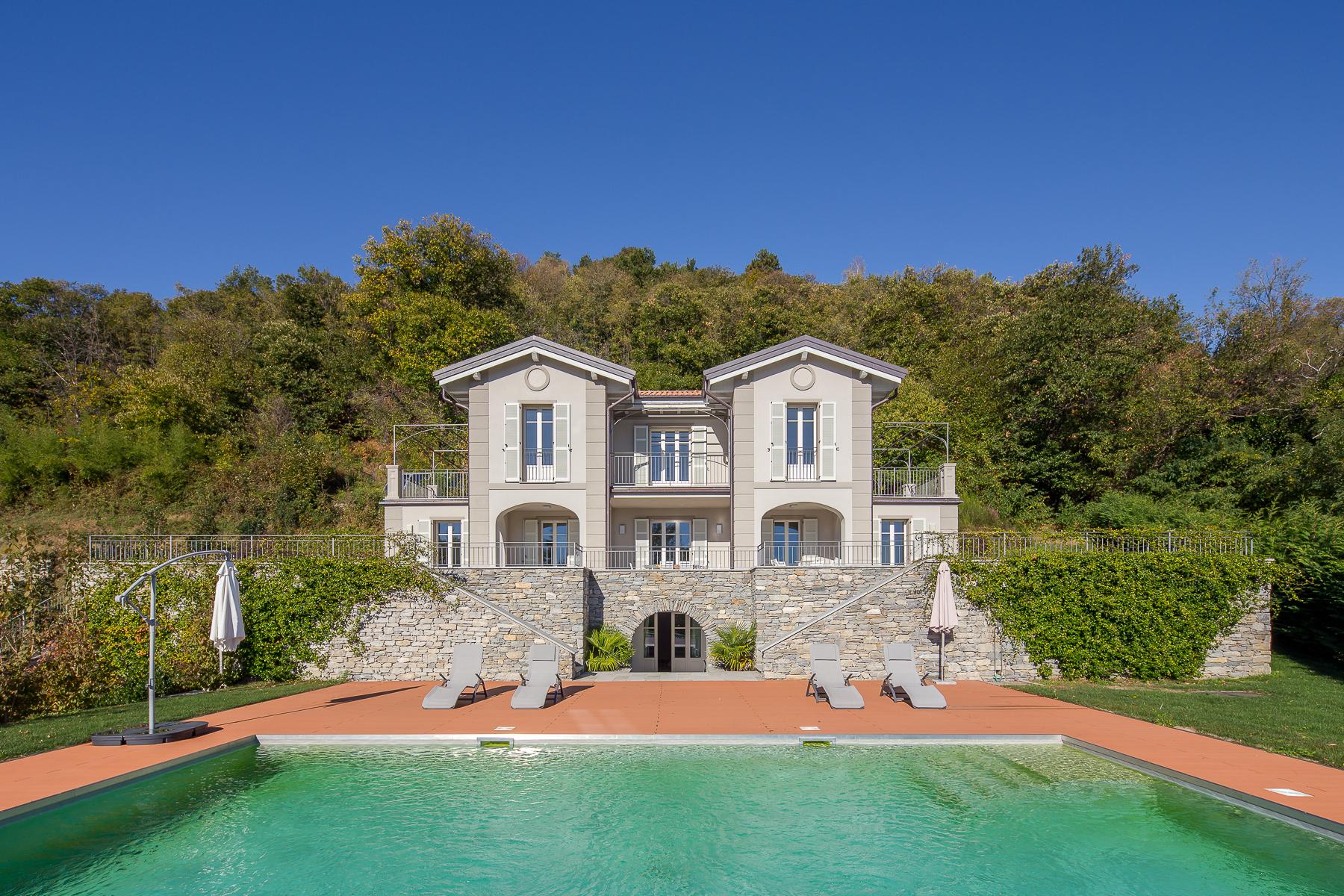 Property for Sale at Elegant villa with views over lake Maggiore Verbania, Verbano Cusio Ossola Italy