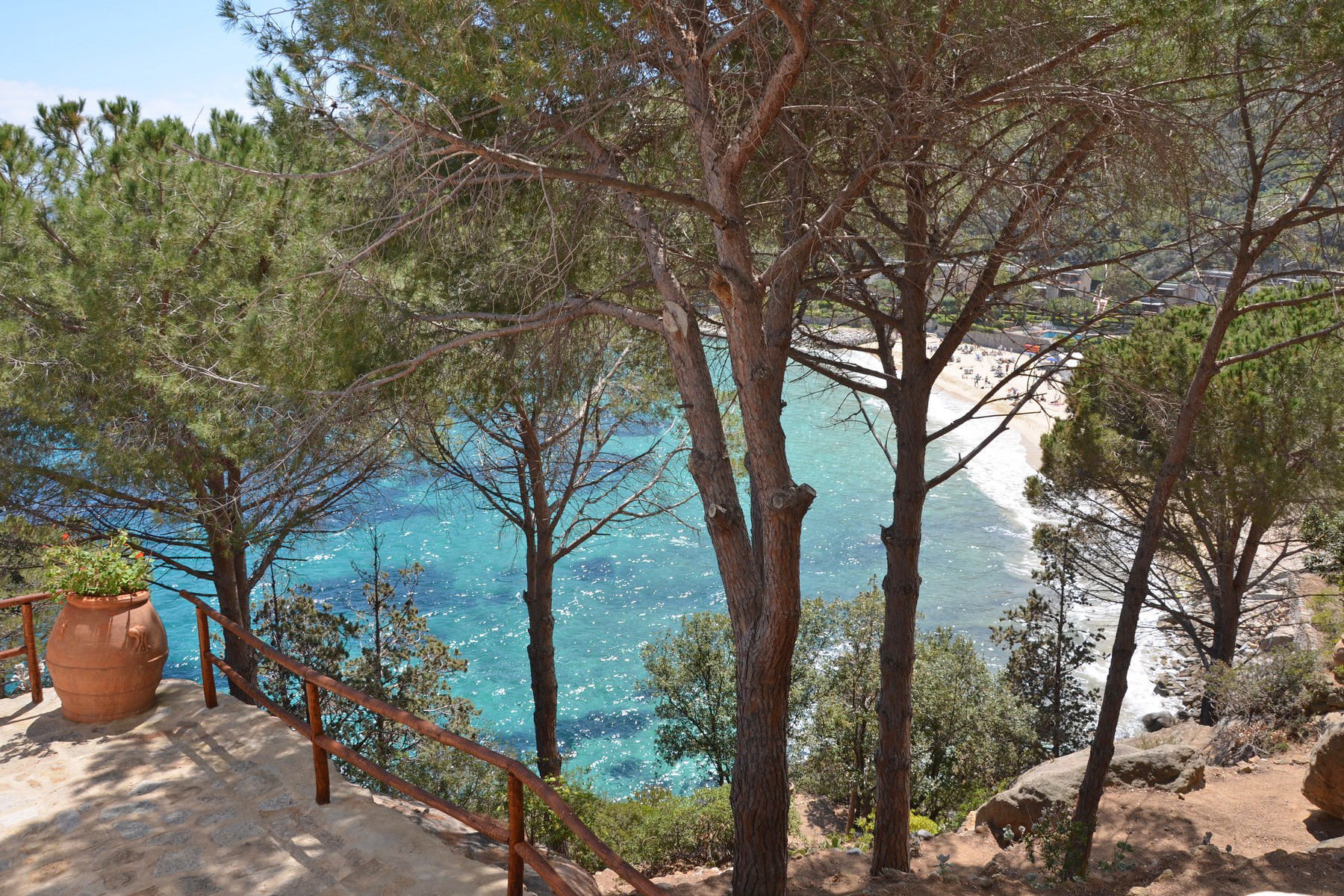 Other Residential Homes for Sale at Seafront villa with breathtaking views Isola Del Giglio, Grosseto Italy