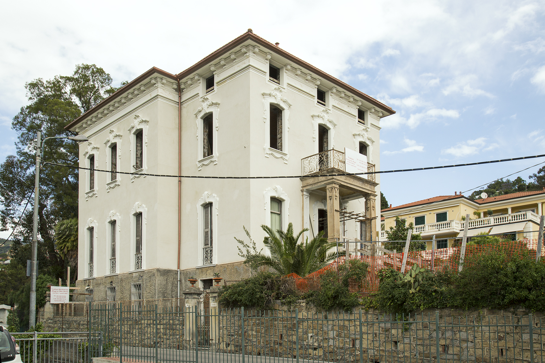 Other Residential Homes for Sale at Liberty style Villa in Sanremo Sanremo, Imperia Italy