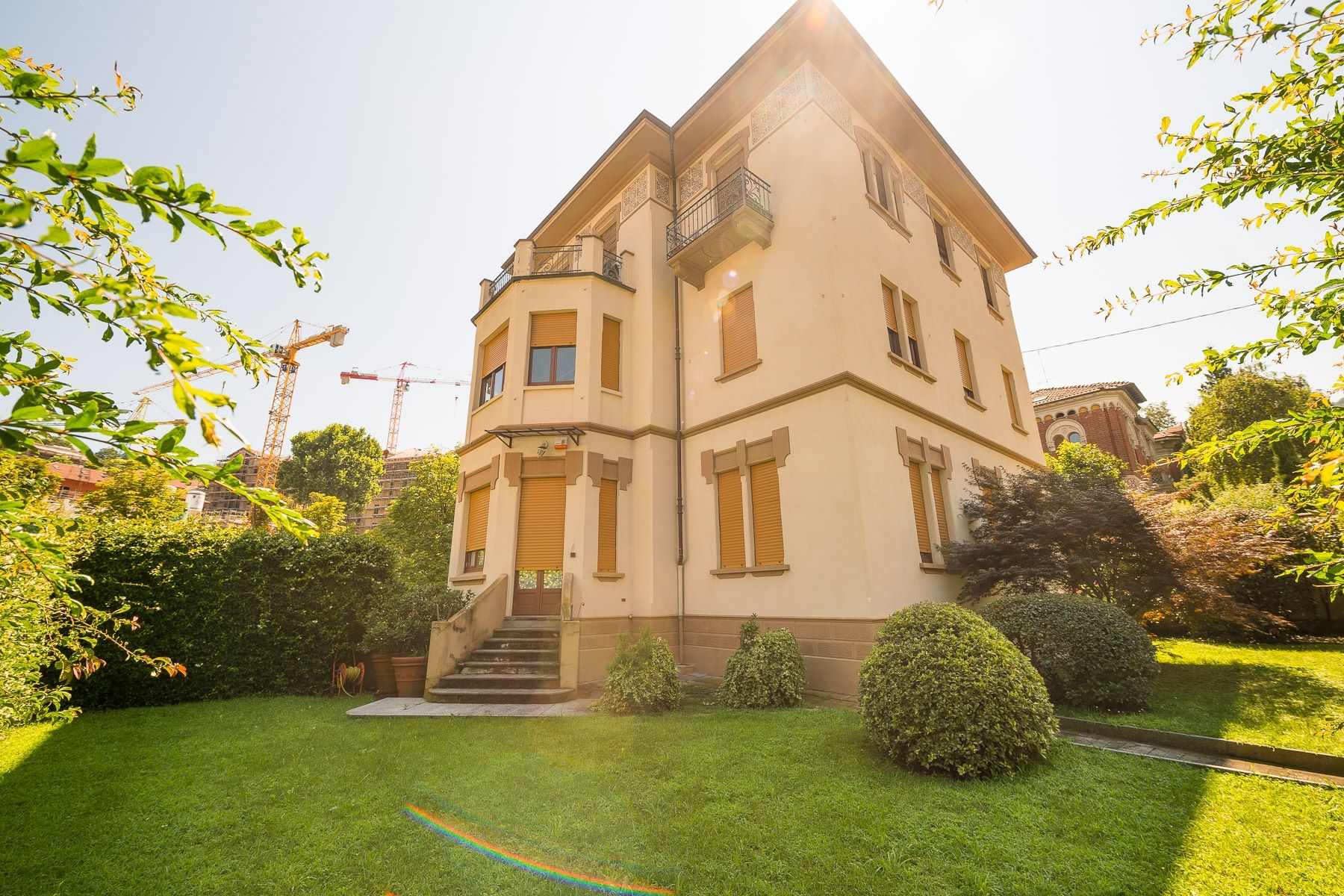 Other Residential Homes for Sale at Art Nouveau building in the Crimea neighborhood Torino, Turin Italy