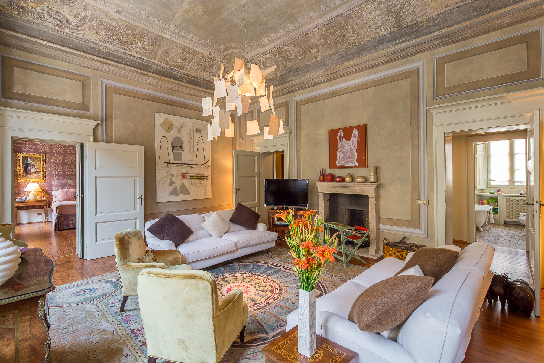 Apartments for Sale at Very charming apartment in a 15th century building Milano, Milan Italy