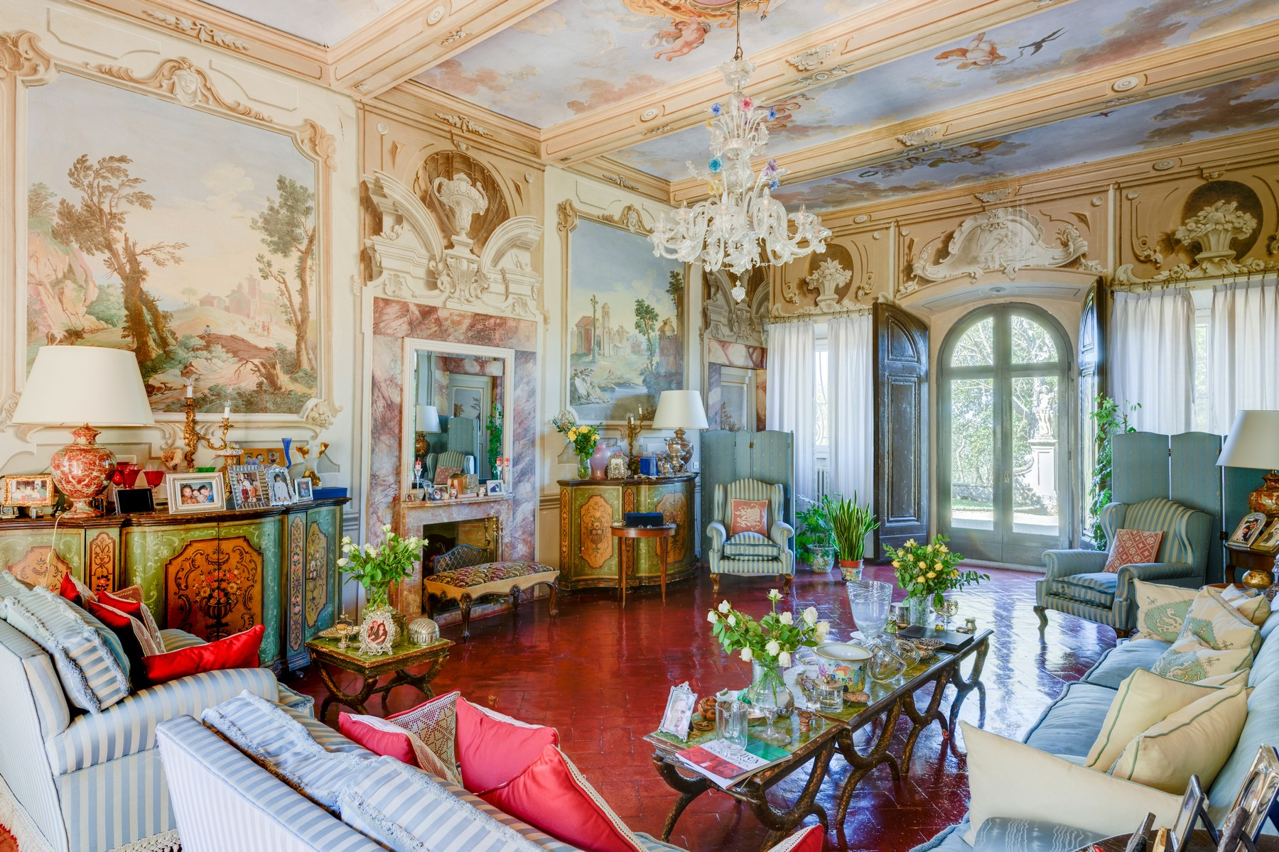 Other Residential Homes for Sale at Beautiful 16th century Villa in the heart of the Chianti San Casciano In Val Di Pesa, Florence Italy