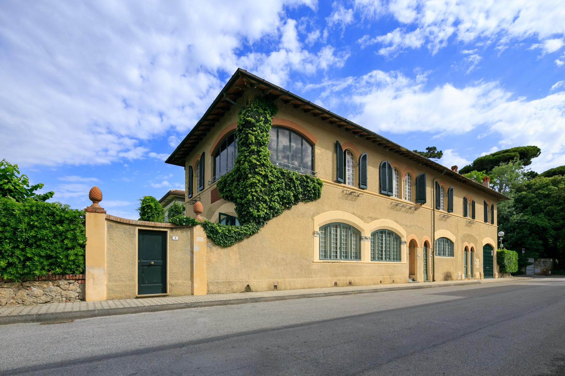 Other Residential Homes for Sale at Unique Villa in Forte dei Marmi Forte Dei Marmi, Lucca Italy