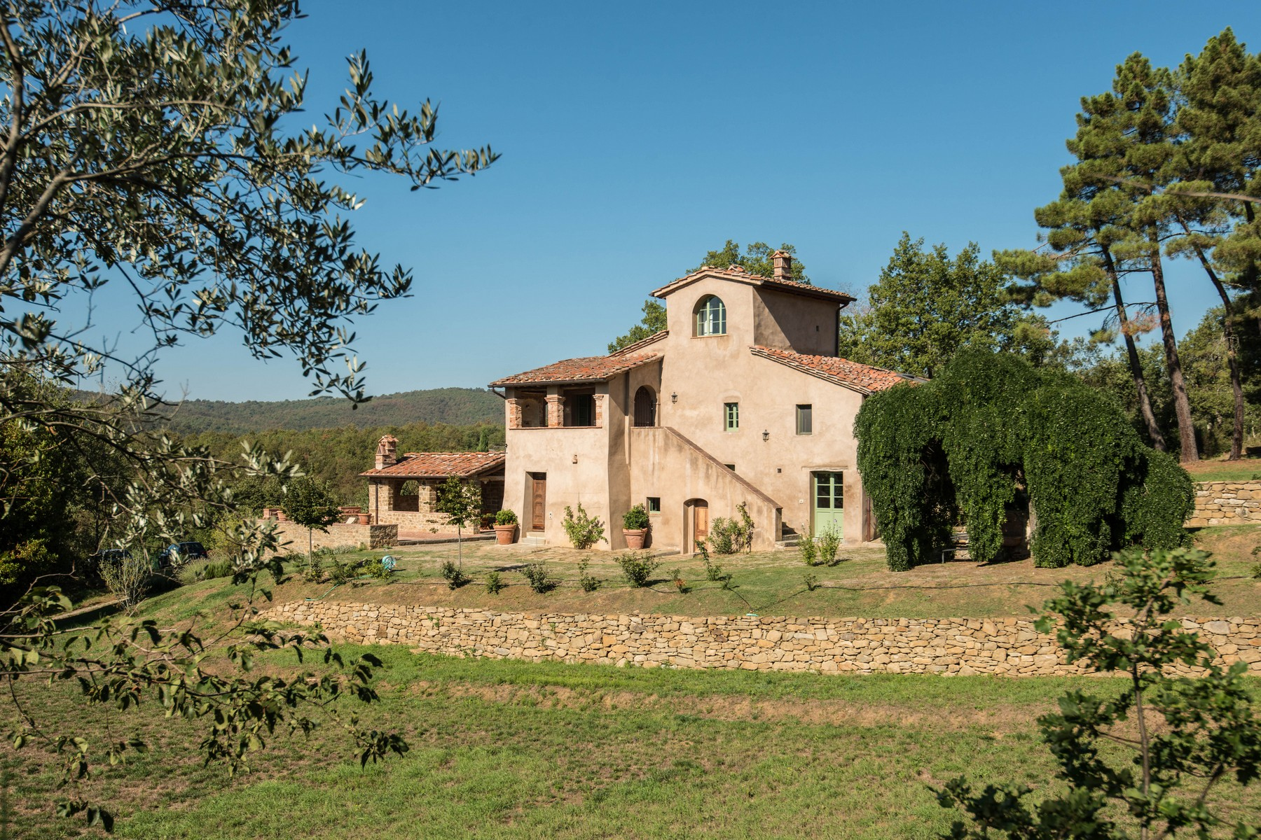 Other Residential Homes のために 売買 アット Beautiful country home, immersed in Tuscan rolling hills Other Arezzo, Arezzo イタリア