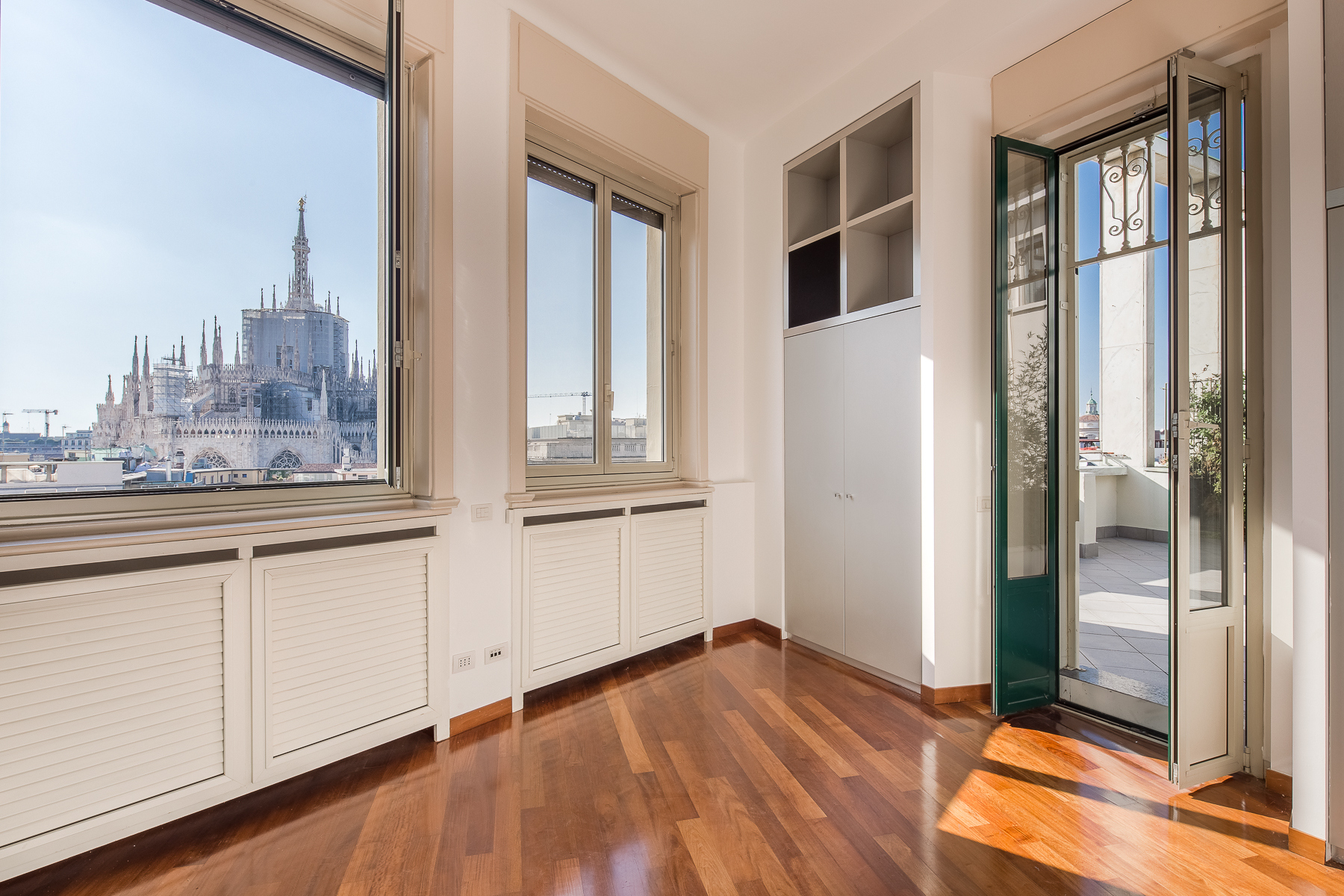 Apartments for Sale at Elegant penthouse overlooking the Duomo Milano, Milan Italy