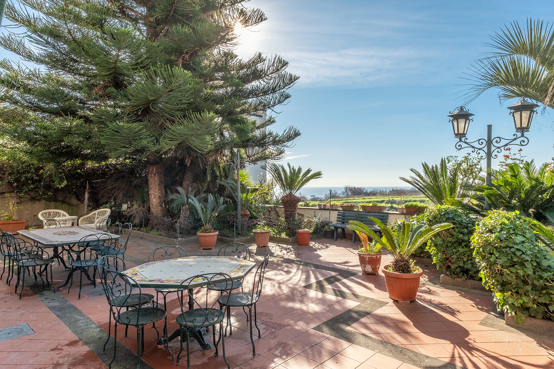 Other Residential Homes for Sale at Elegant villa surrounded by greenery with unparalleled views Napoli, Naples Italy