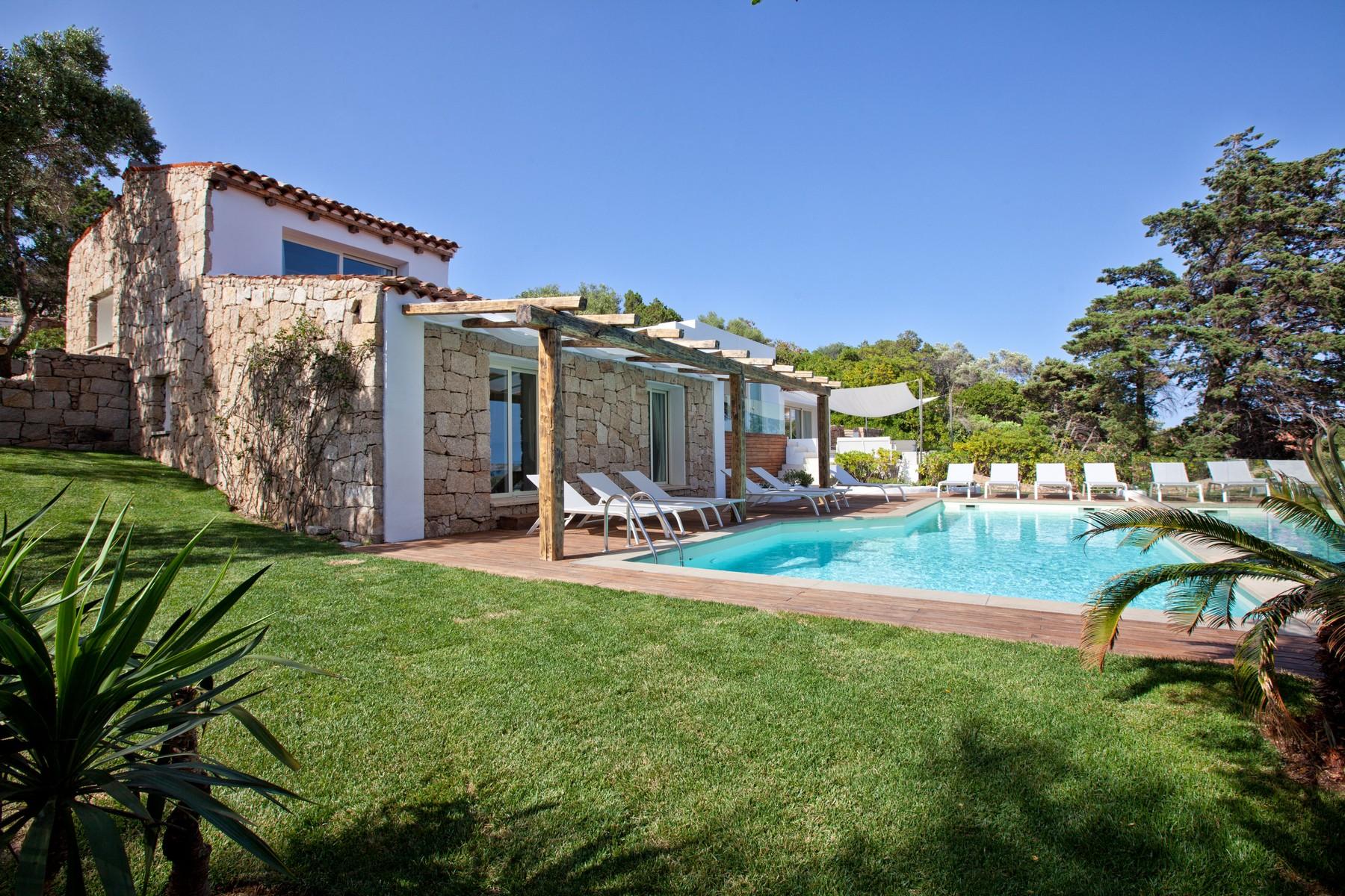 Other Residential for Sale at Magnificent Villa on the Pevero Hills Porto Cervo, Olbia Tempio, Italy