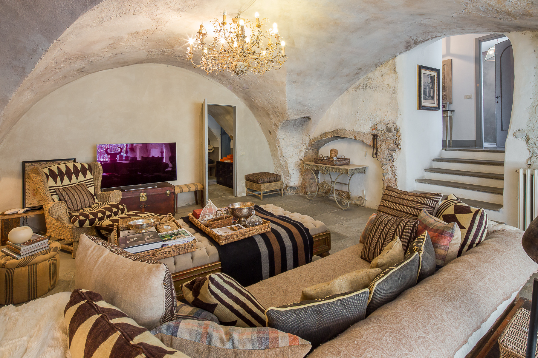 Other Residential Homes for Sale at Charming 17th century mill, perfectly restored Cisano Sul Neva, Savona Italy