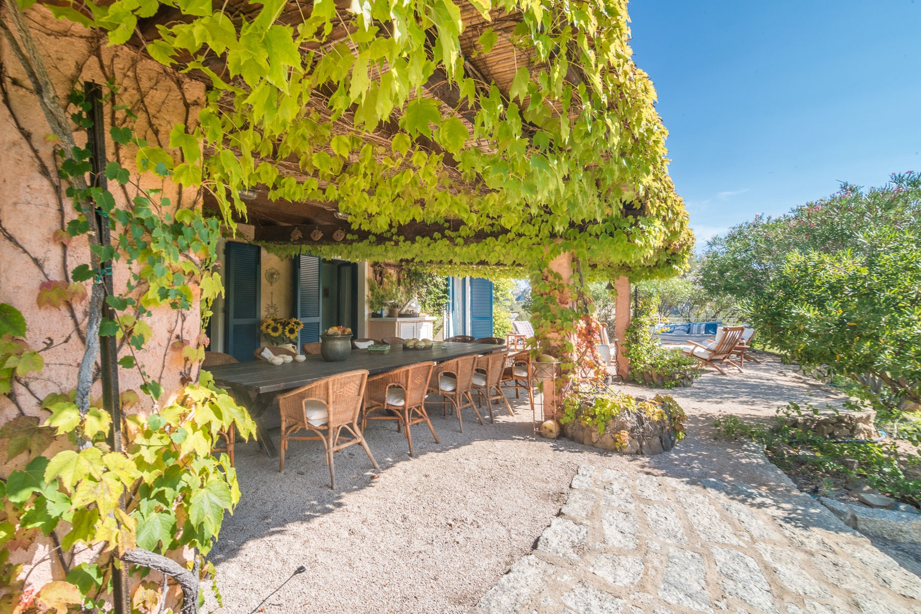 Single Family Homes للـ Sale في San Pantaleo Wonderful estate in the heart of Gallura Other Italy, Other Areas In Italy Italy