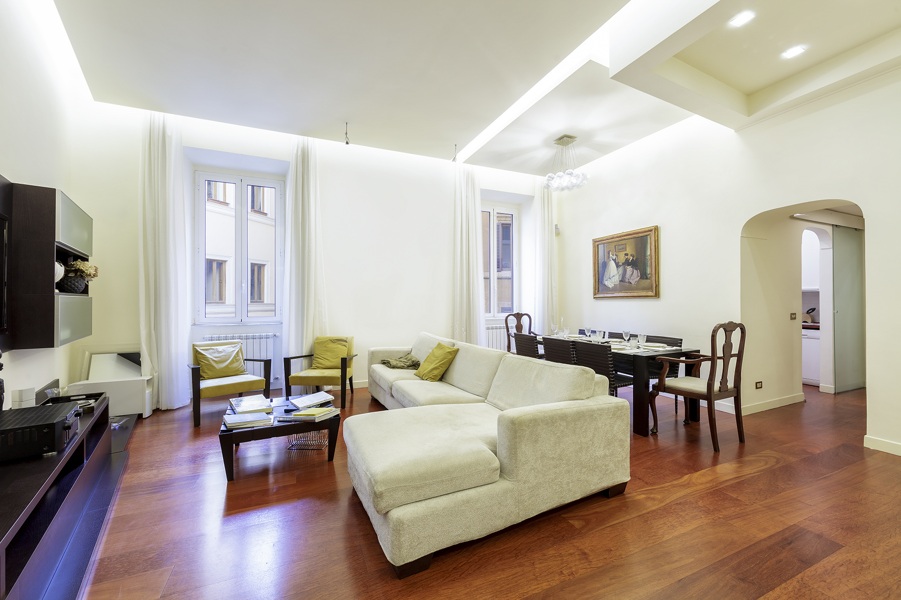 Property for Sale at Luxury and elegant apartment in the heart of Rome Rome, Rome Italy