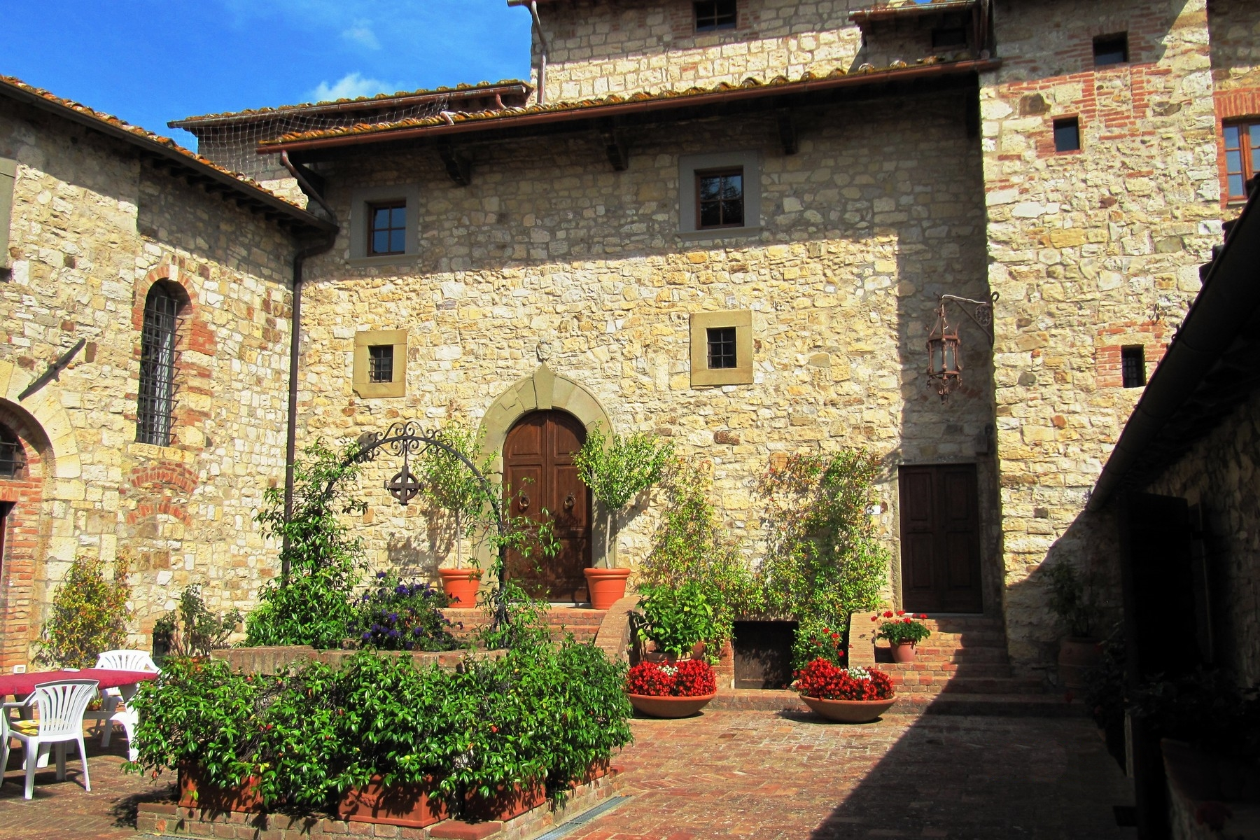 Other Residential Homes for Sale at Historic castle with vineyard in 'Chianti' Gaiole In Chianti, Siena Italy