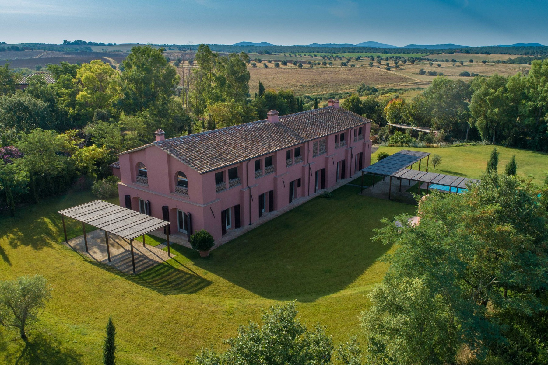 Other Residential Homes for Sale at Elegant property near the sea Scansano, Grosseto Italy