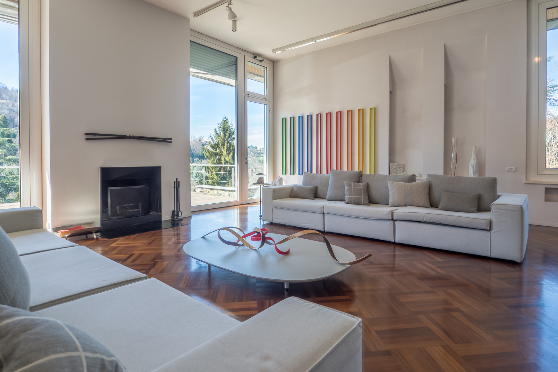 Other Residential Homes for Sale at Design villa in the hill of Turin Torino, Turin Italy