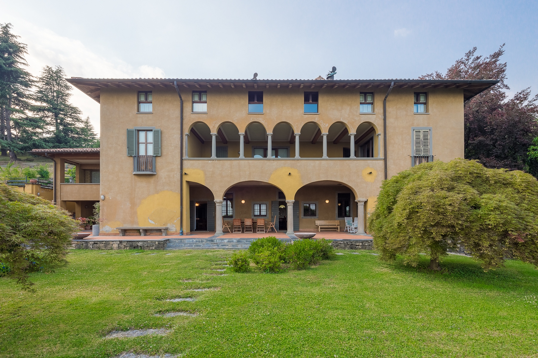 Other Residential Homes for Sale at Wonderful property in the Bergamo hills Cenate Sotto, Bergamo Italy