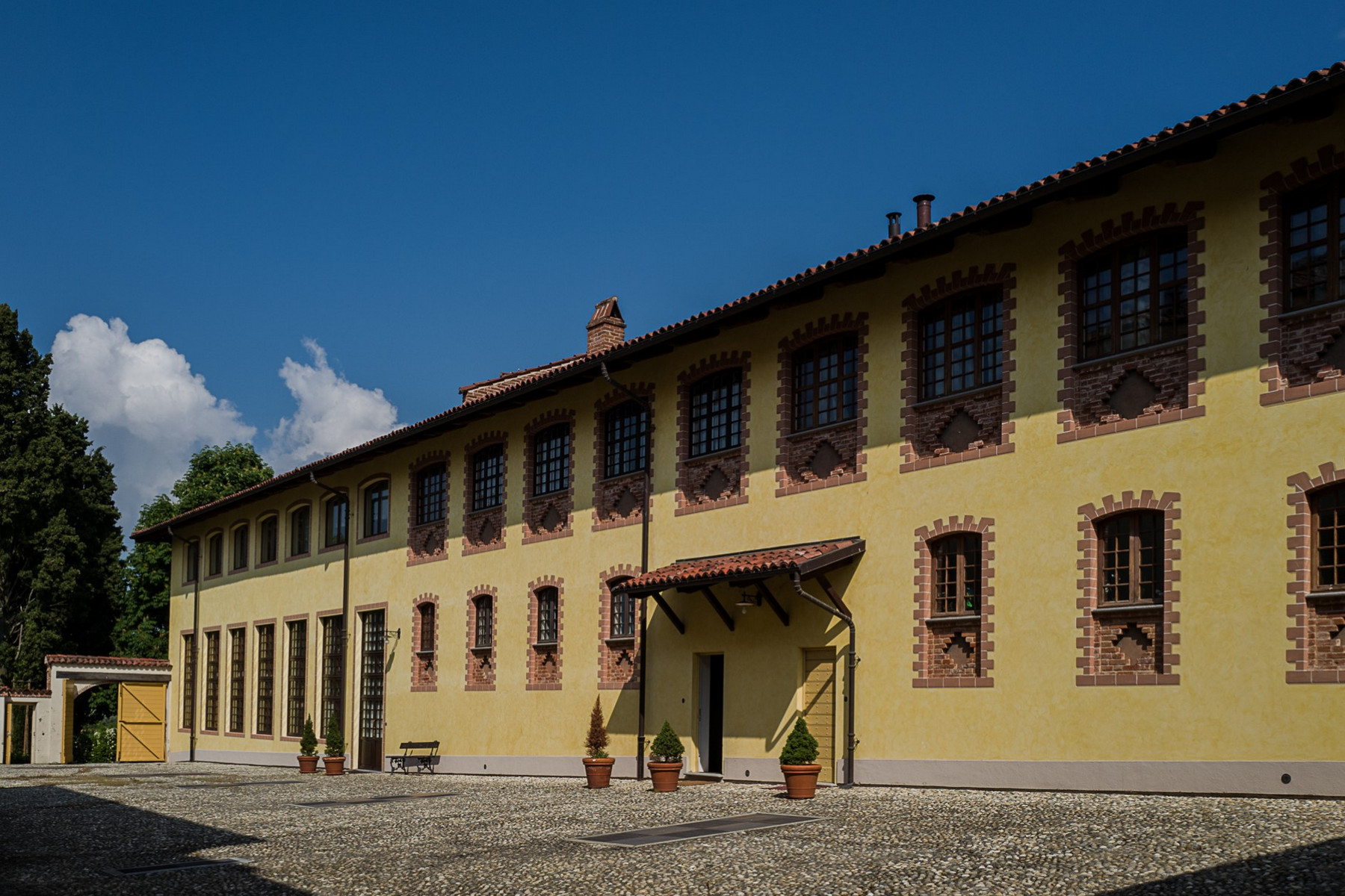 Apartments for Sale at Apartment in a historical villa in Chieri Chieri, Turin Italy