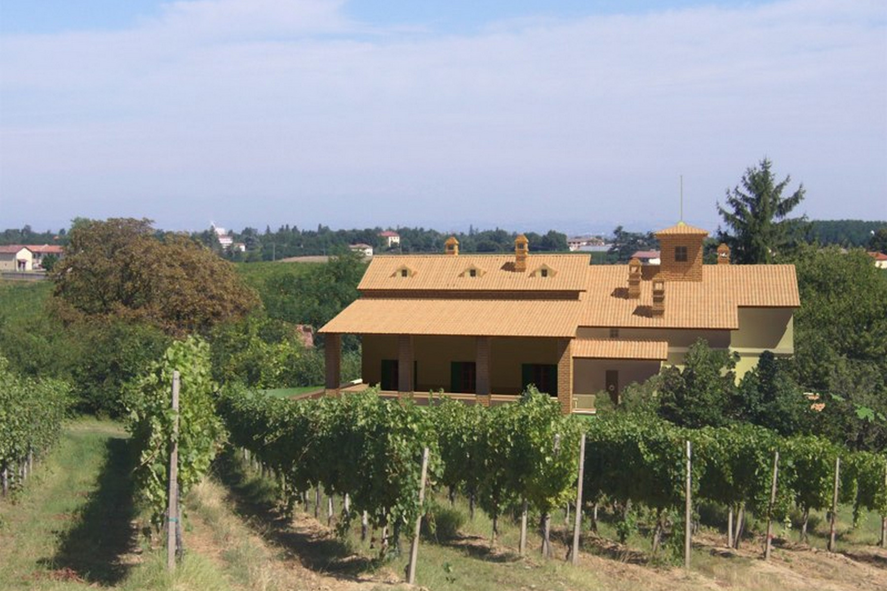Other Residential Homes for Sale at Farmhouse in the Gavi hills Novi Ligure, Alessandria Italy