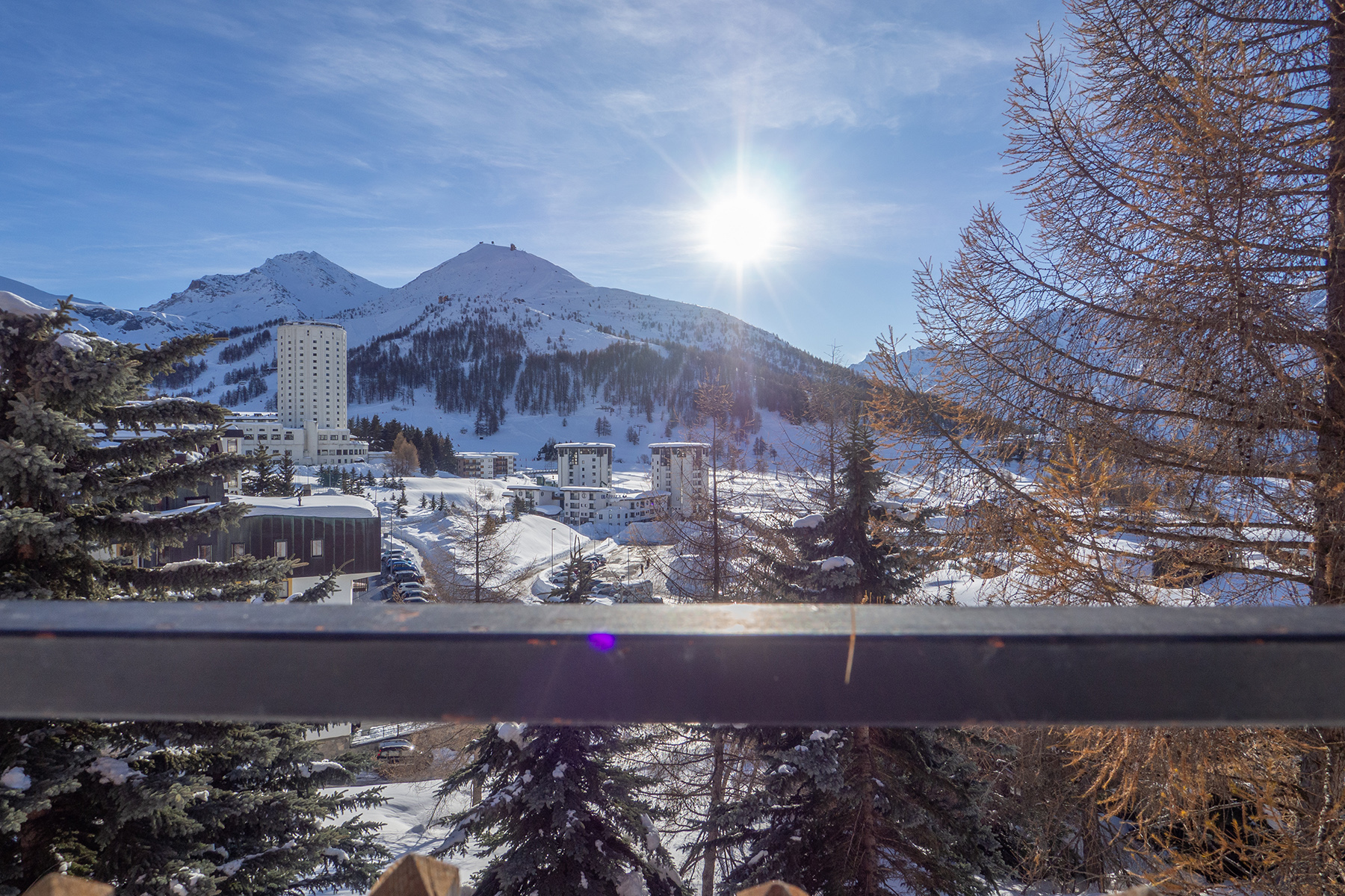 Apartments for Sale at Bright pied à terre in Sestriere with terrace Sestriere, Turin Italy