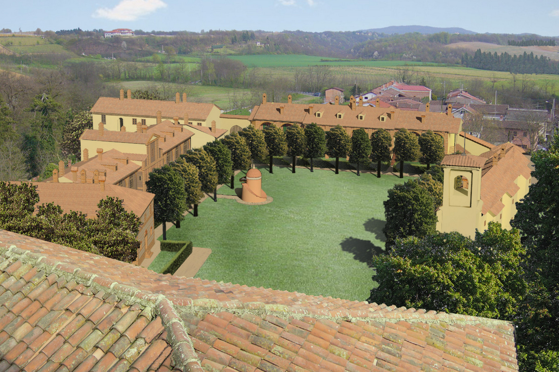 Other Residential Homes for Sale at The Corte of Francavilla Bisio Francavilla Bisio, Alessandria Italy