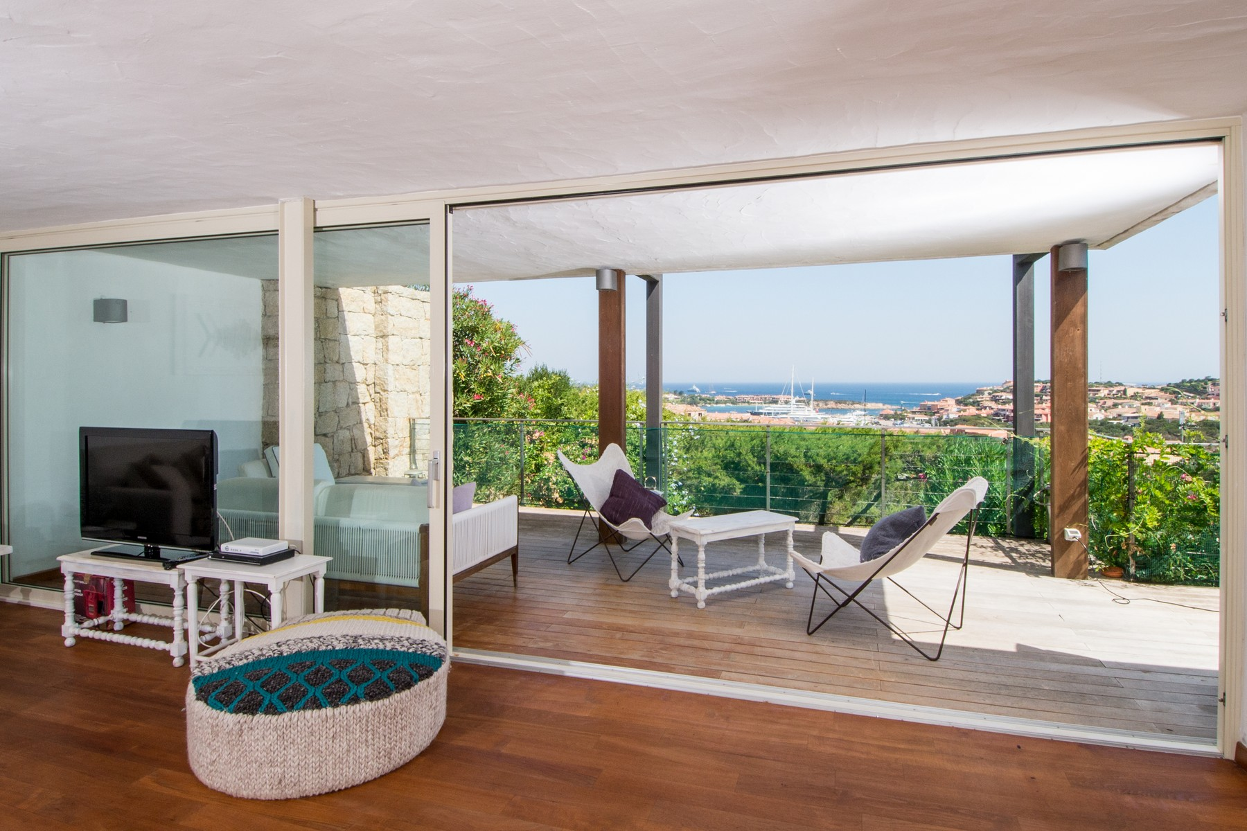 Other Residential Homes for Sale at Porto Cervo Centro Wonderful semidetached house with stunning views Porto Cervo, Sassari Italy