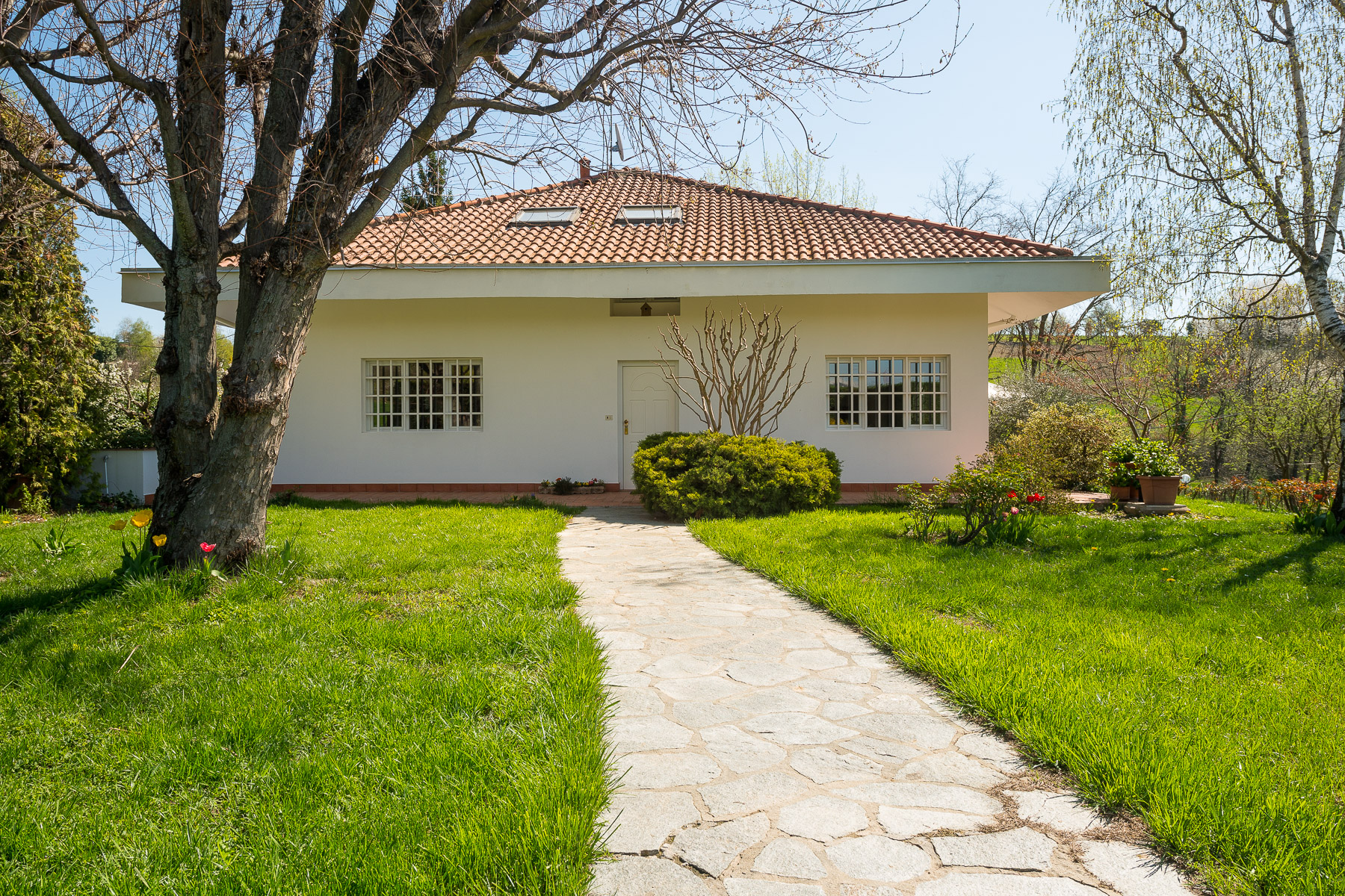 Other Residential Homes for Sale at Modern villa with garden in the hills of Pino Torinese Pino Torinese, Turin Italy
